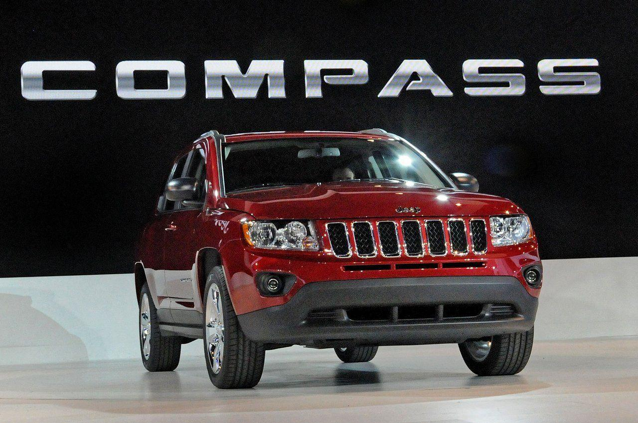 Premiere Jeep Compass wallpapers and image