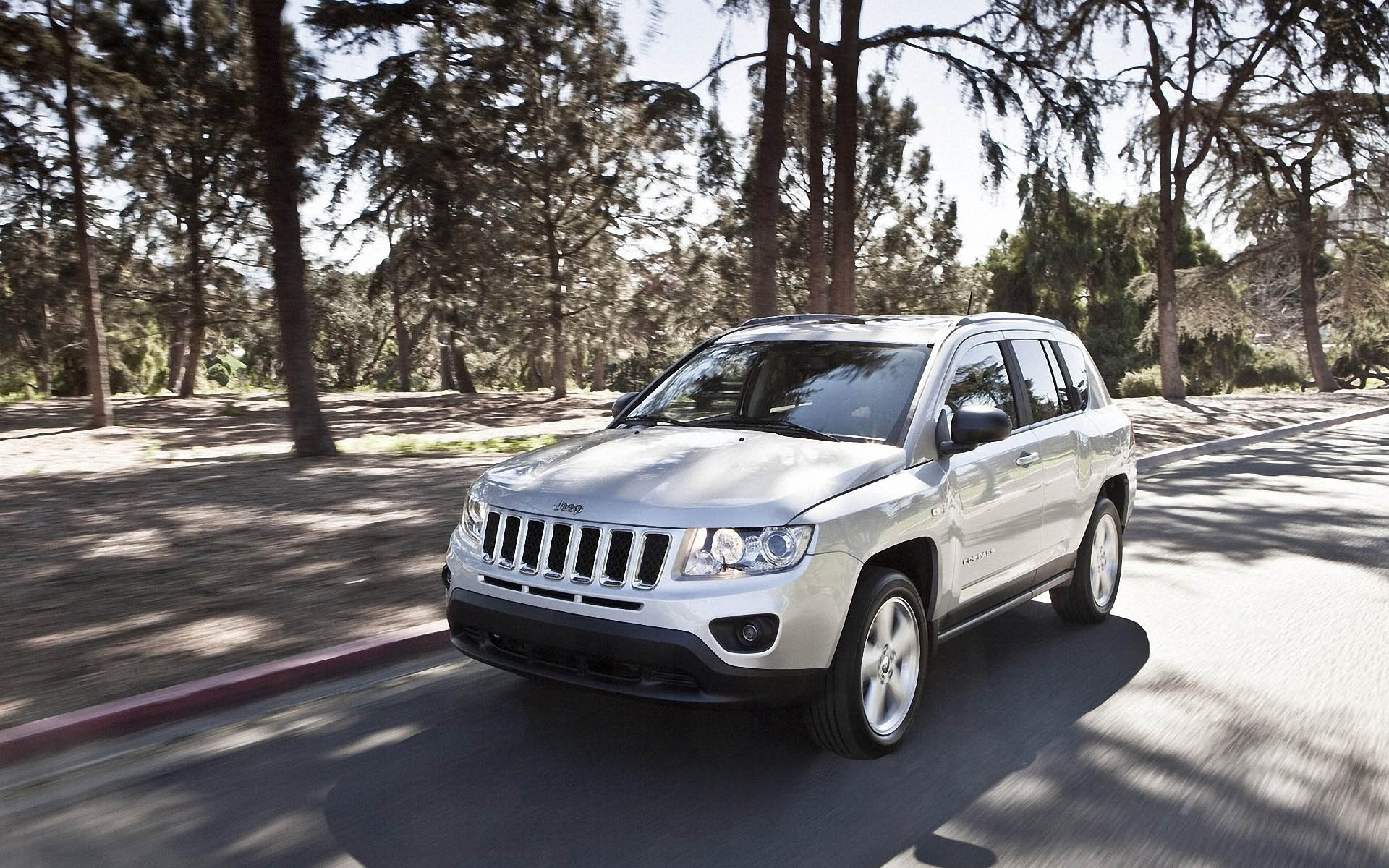 Jeep Compass 2011 1920x1200 Wallpapers,Jeep Compass 1920x1200