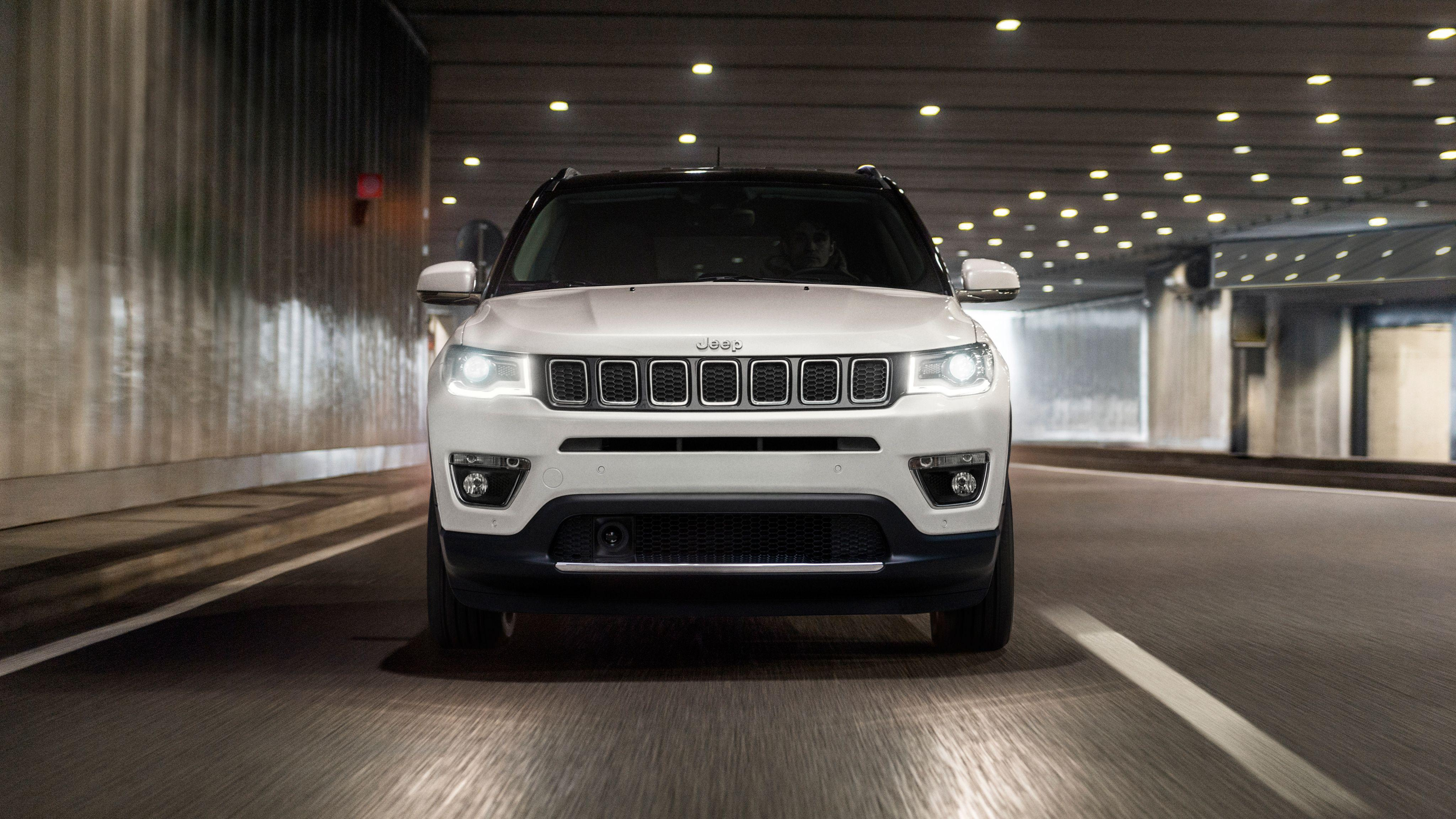 2017 Jeep Compass Limited 3 Wallpapers