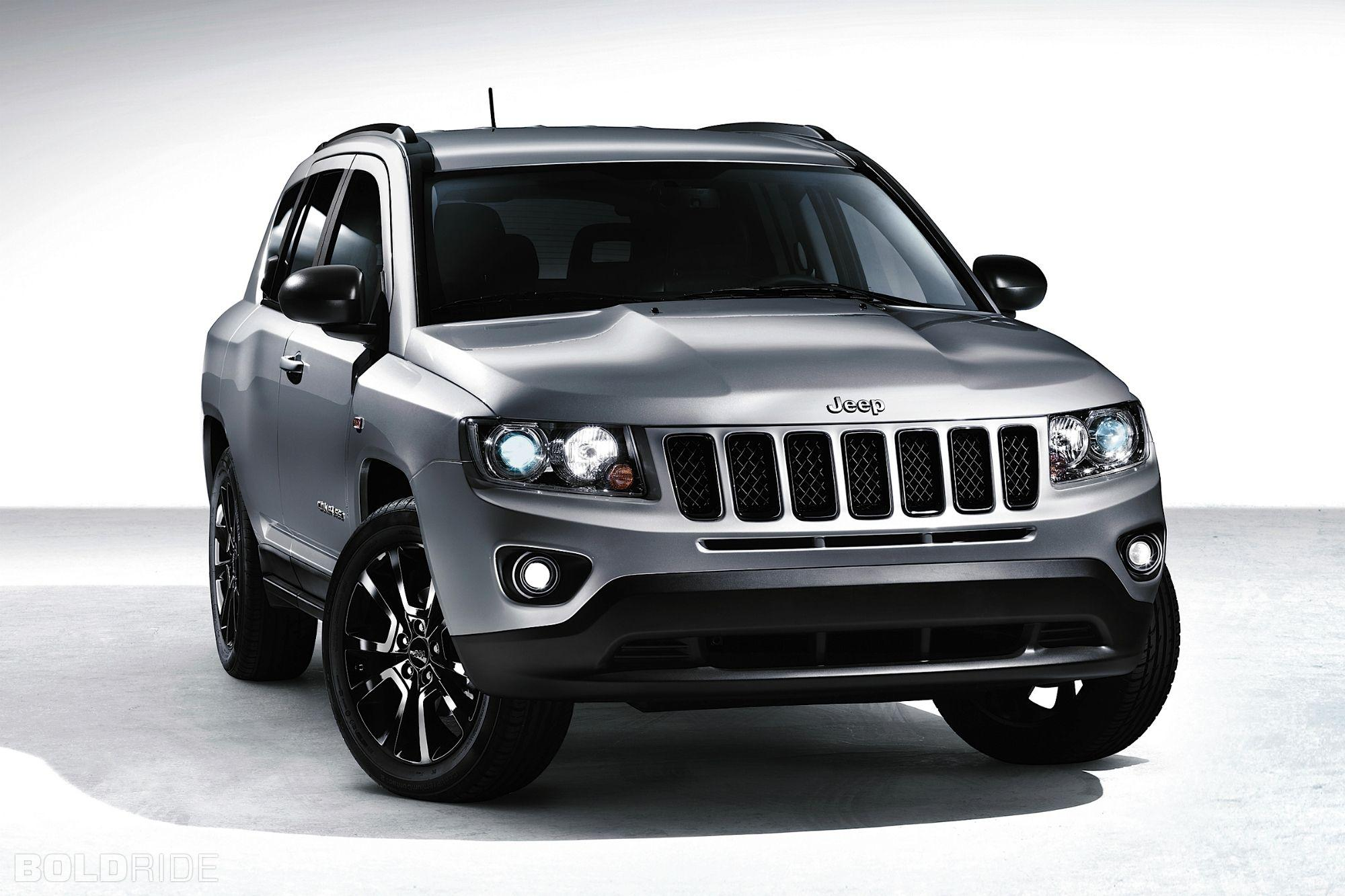 Grey Jeep Compass wallpapers and image