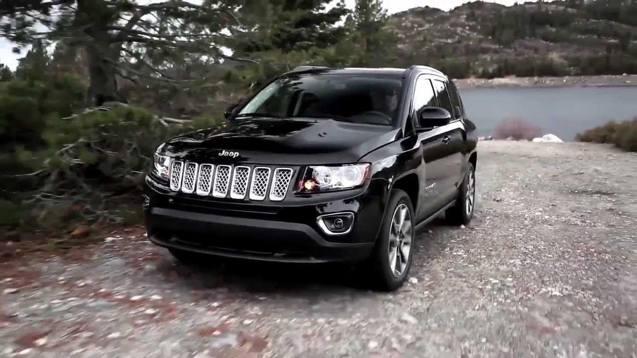 Jeep Compass 2015 wallpapers