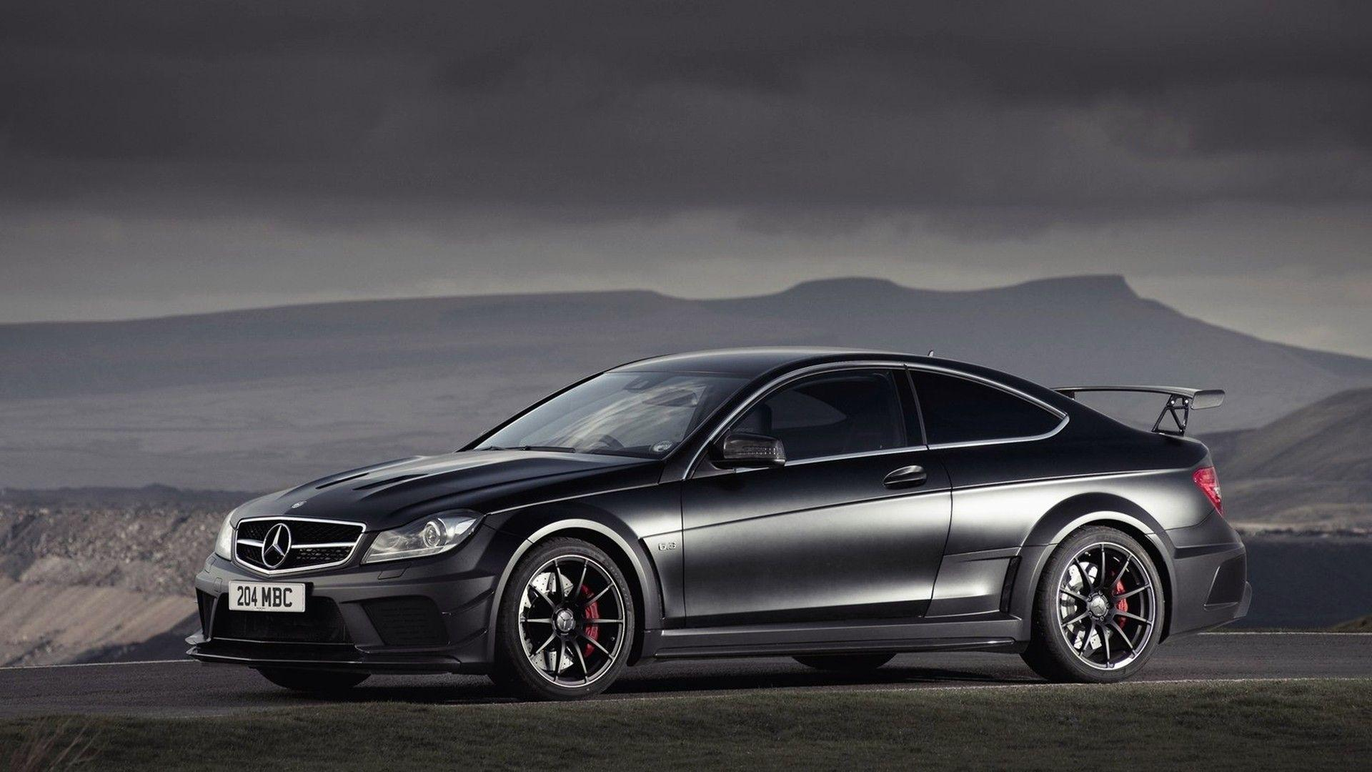 AMG C63 Wallpapers - Wallpaper Cave