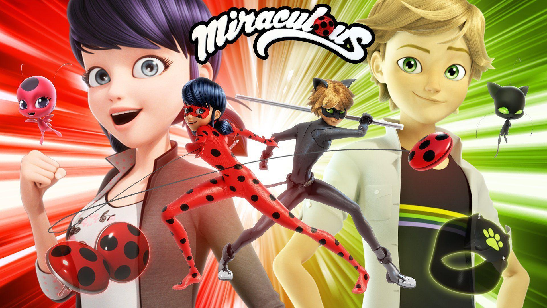 MIRACULOUS LADYBUG: The Must See French Superhero Cartoon