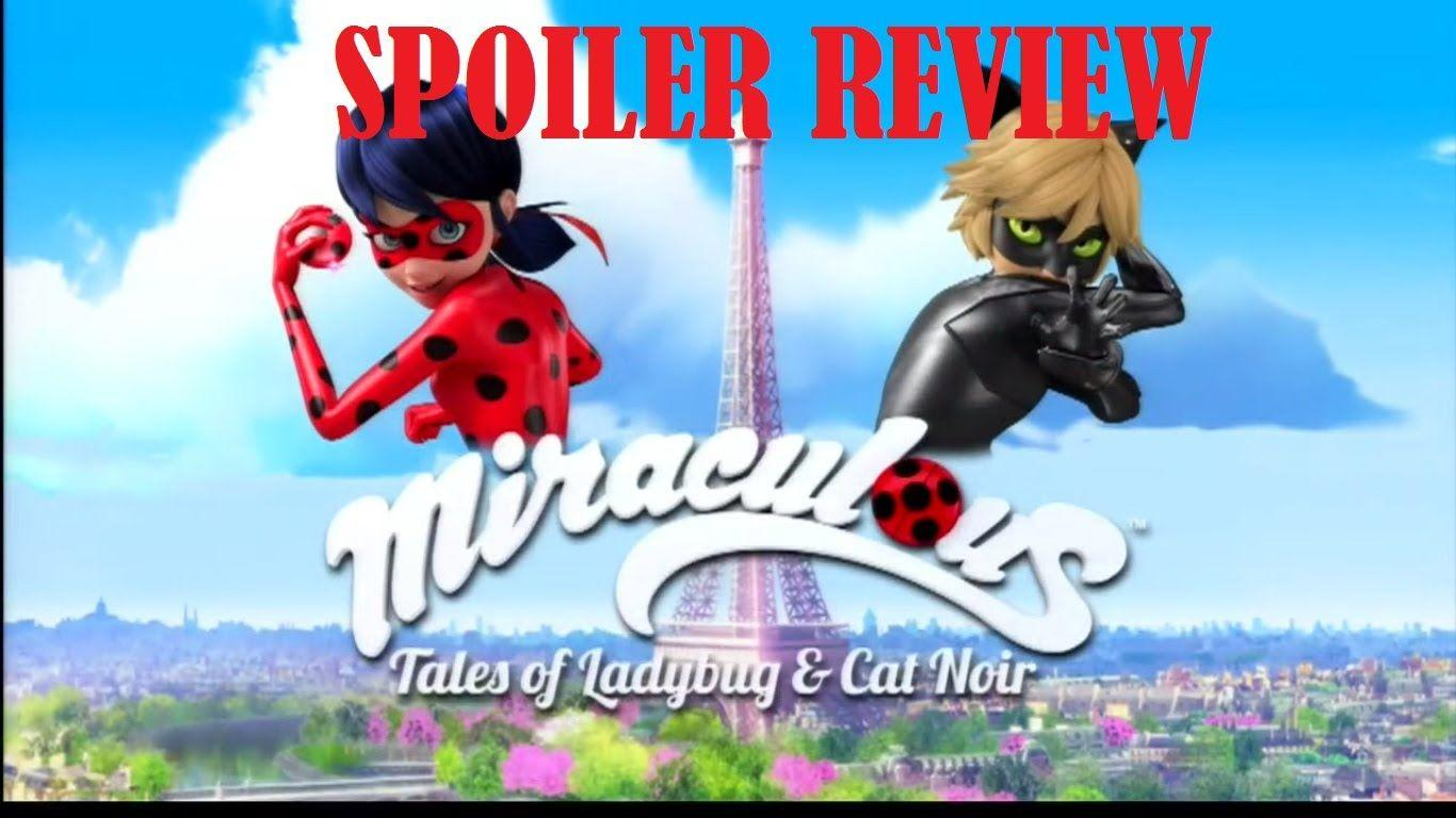 Miraculous Tales of Ladybug and Cat Noir Ladybug The Bubbler