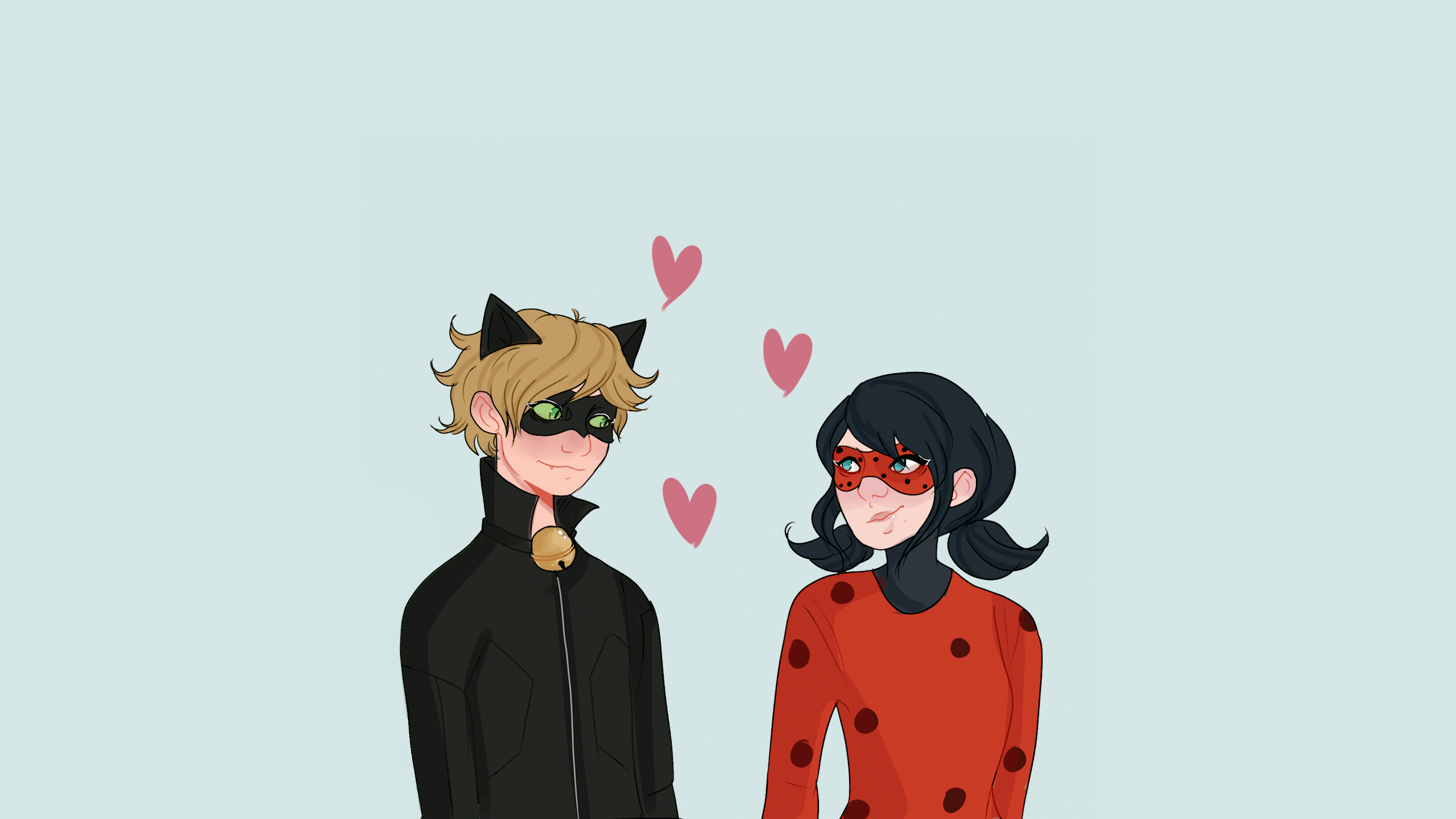 Ladybug & Cat Noir Wallpapers edit, by...