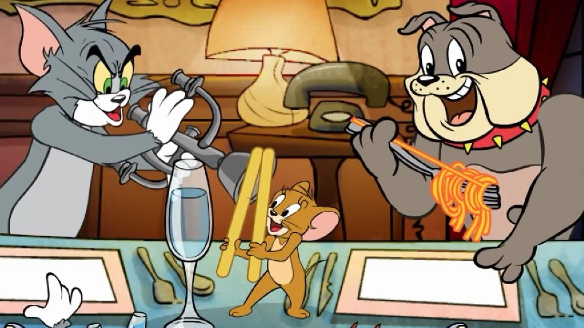 Tom And Jerry Wallpapers Free Download