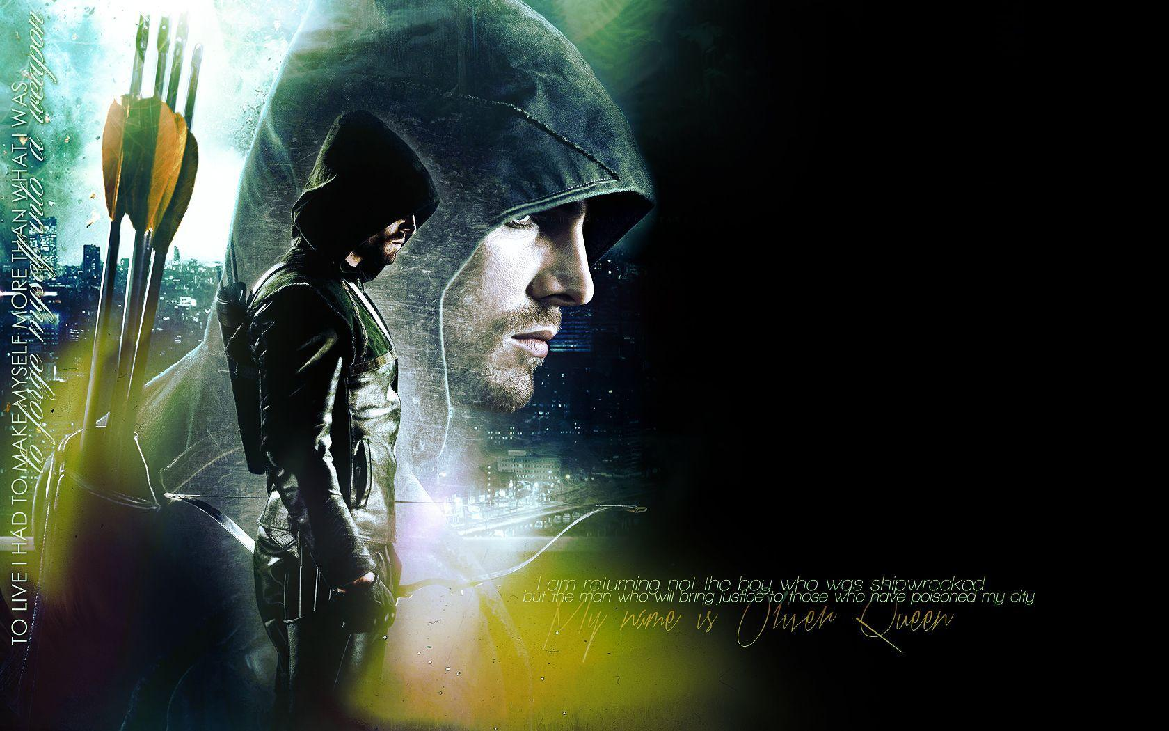 oliver queen wallpapers - wallpaper cave
