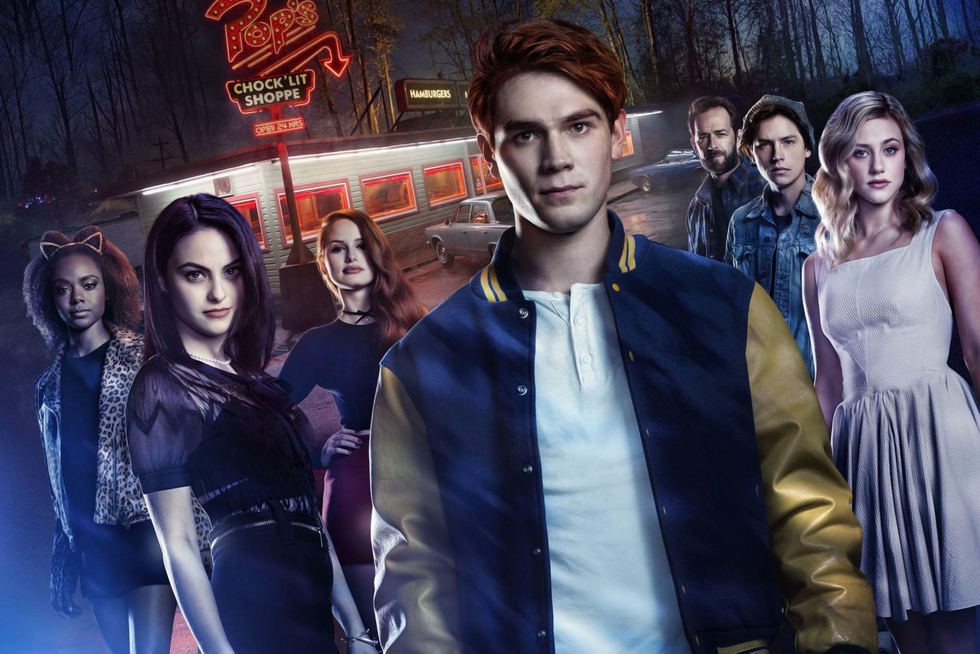 Riverdale Teams Background