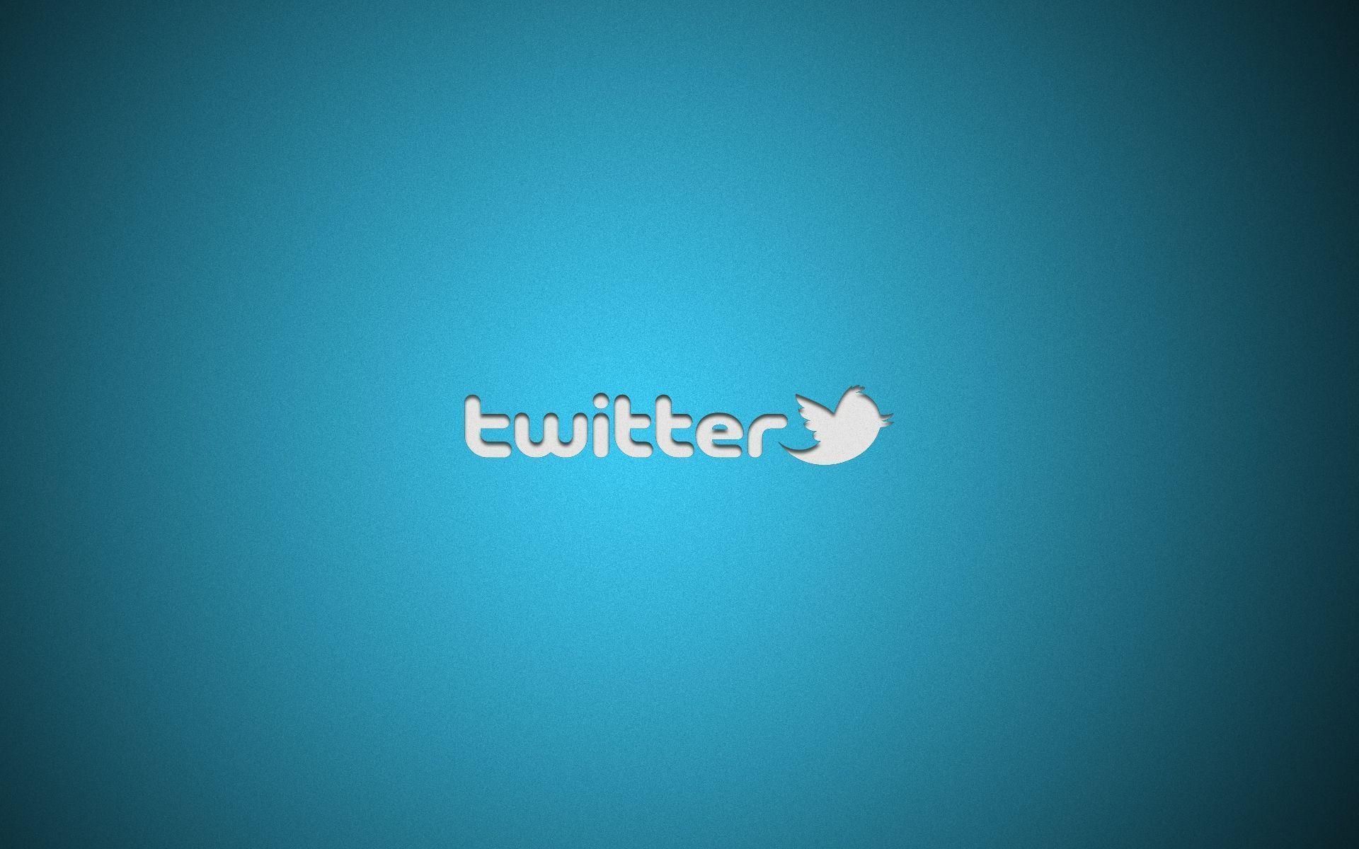 Twitter Logo Wallpapers Wallpaper Cave
