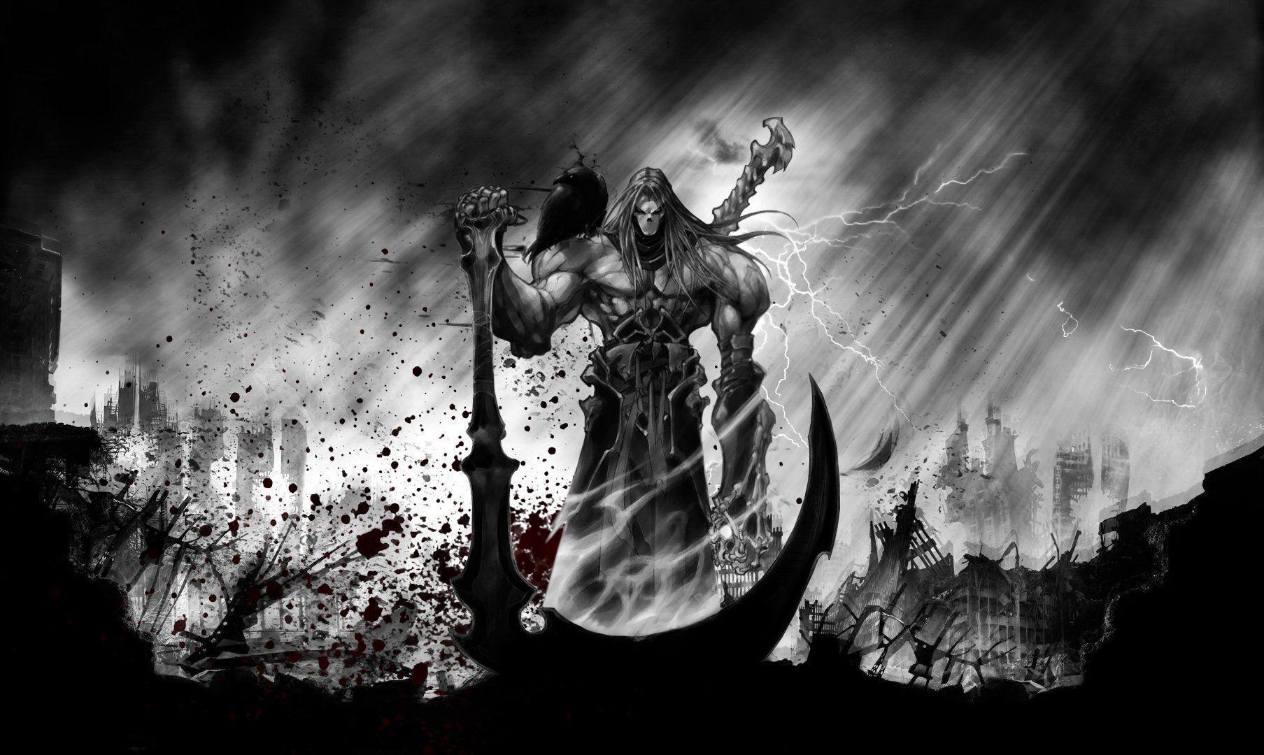 Darksiders Ii Wallpapers Wallpaper Cave