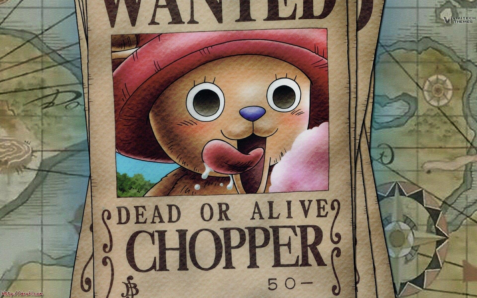 Chopper One Piece Wallpapers Group