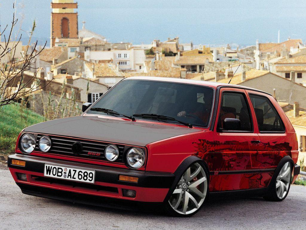 volkswagen golf ii wallpapers wallpaper cave. Black Bedroom Furniture Sets. Home Design Ideas