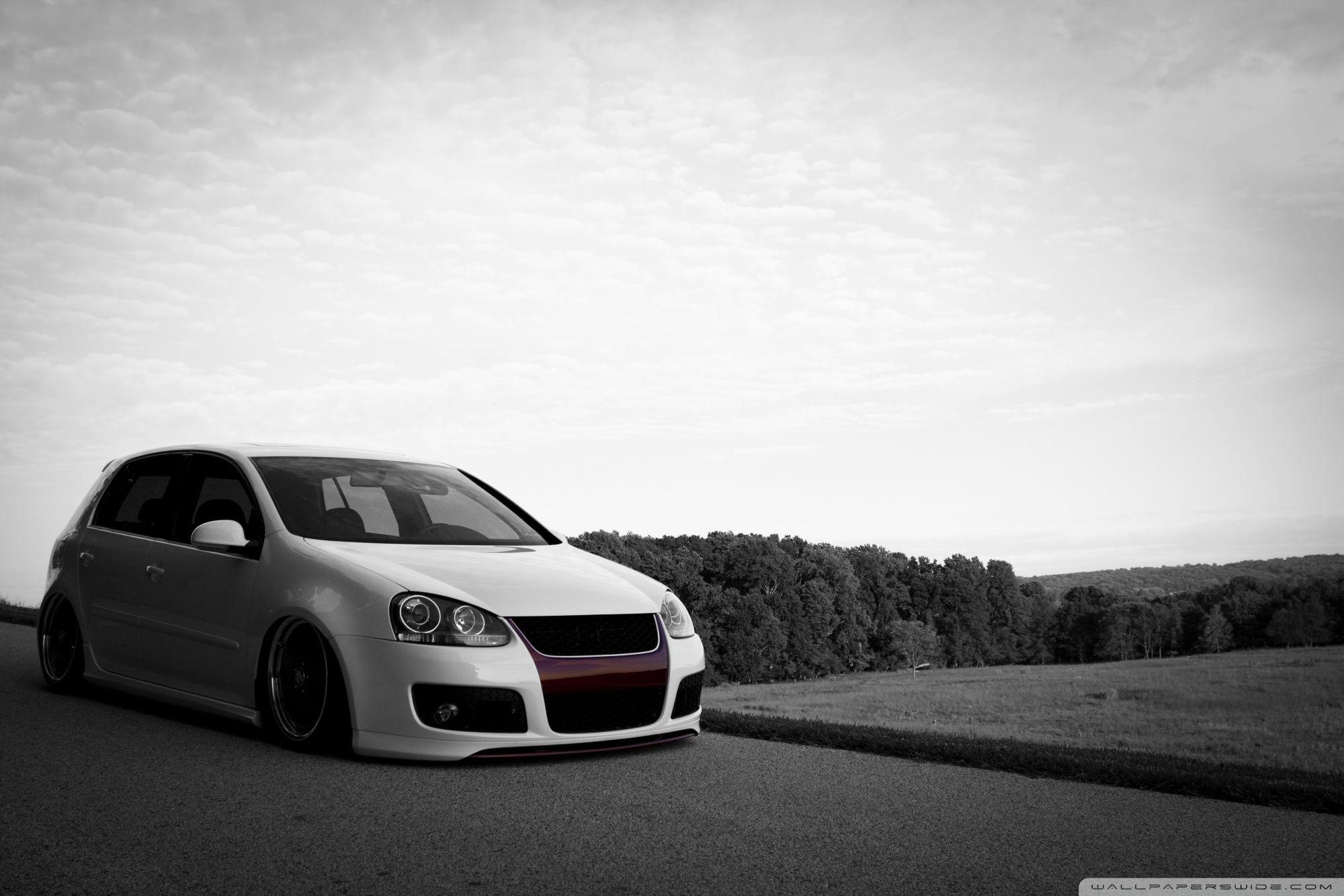 Volkswagen Golf II Wallpapers