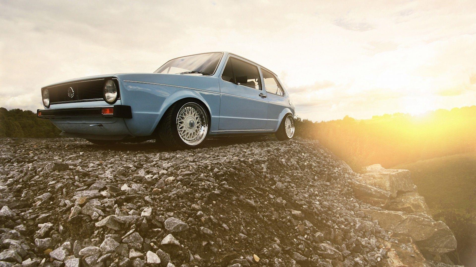 Volkswagen Golf Ii Wallpapers Wallpaper Cave