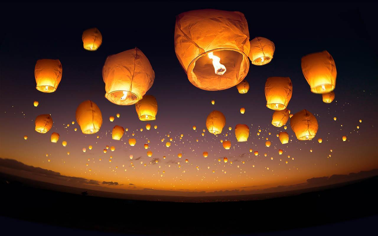 Lanterns Wallpapers - Wallpaper Cave