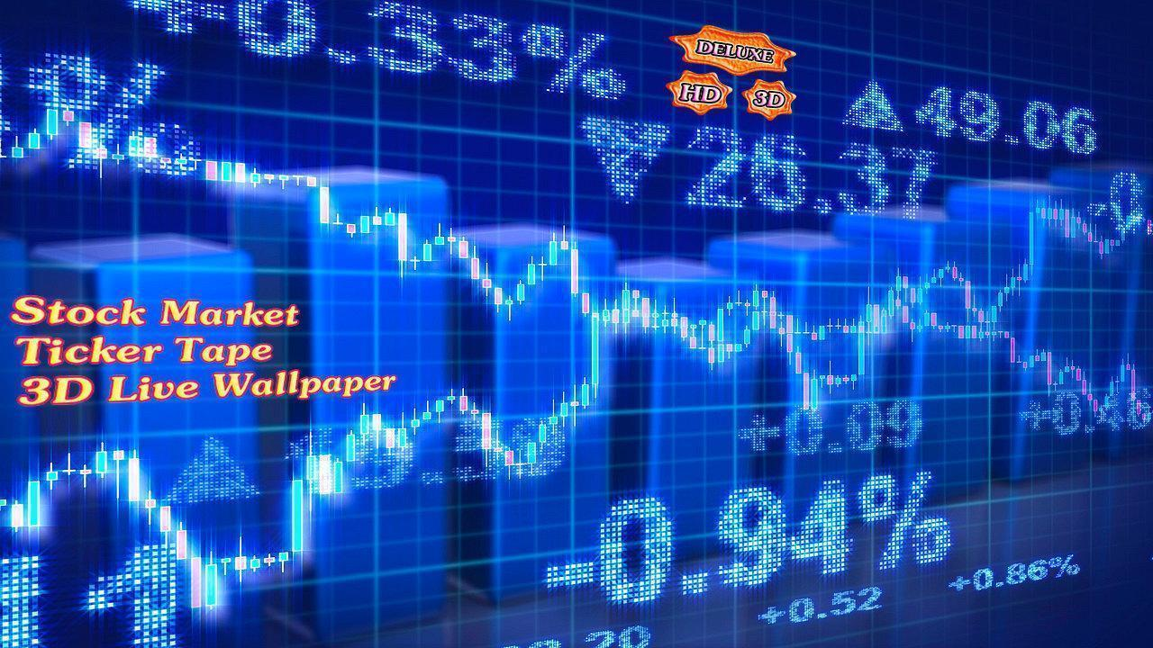 Stock Market Ticker Tape 3D - Android Apps on Google Play