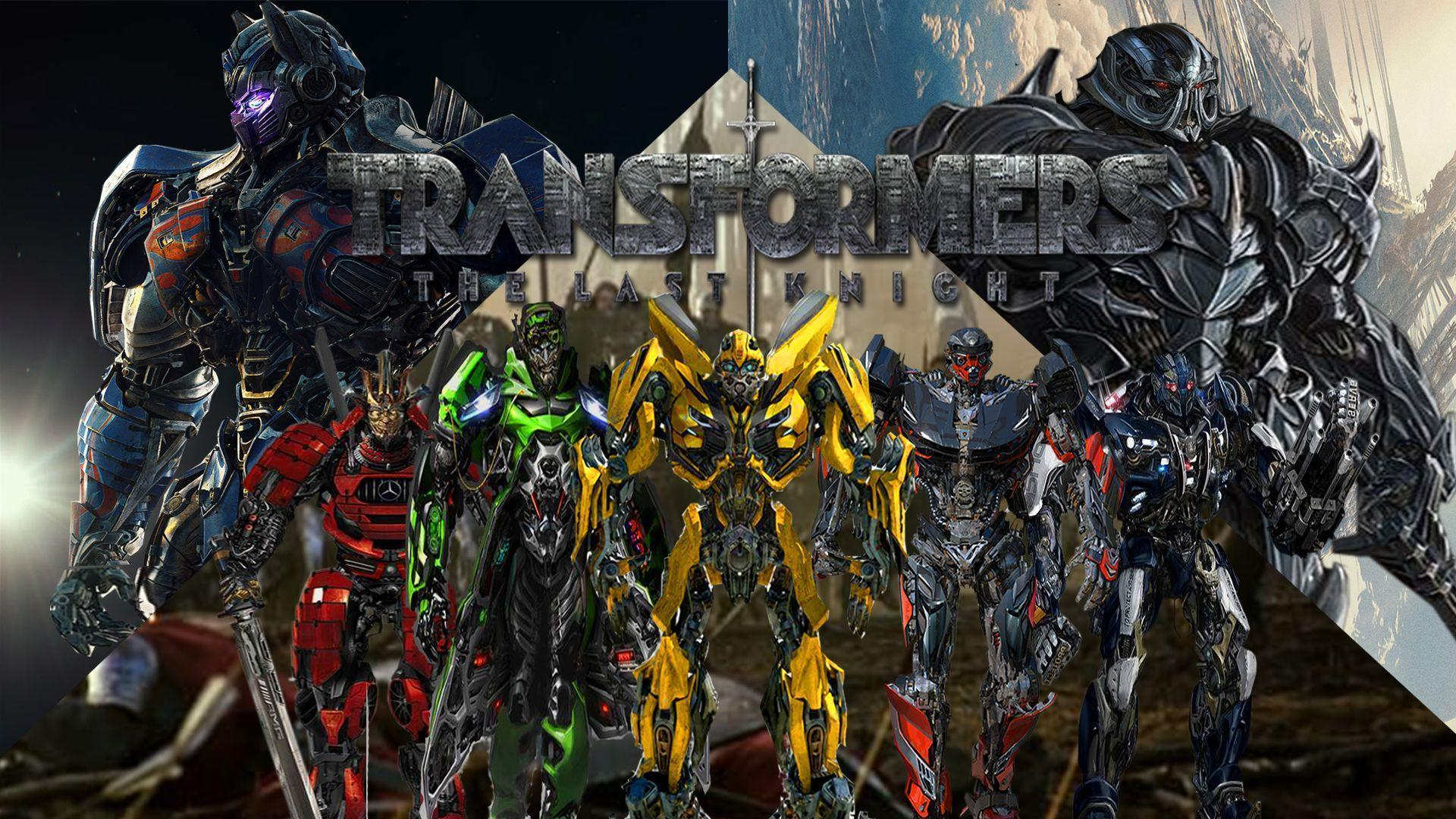 Imagenes De Transformers: Transformers: The Last Knight Wallpapers