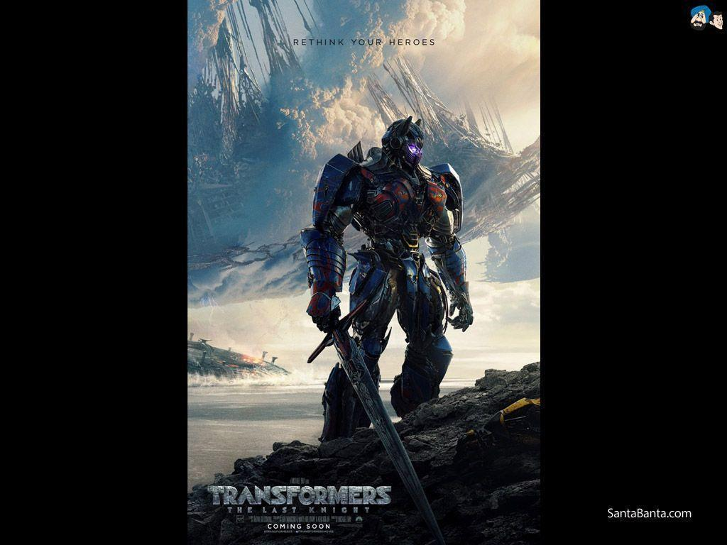 Free Download Transformers The Last Knight HD Movie Wallpapers