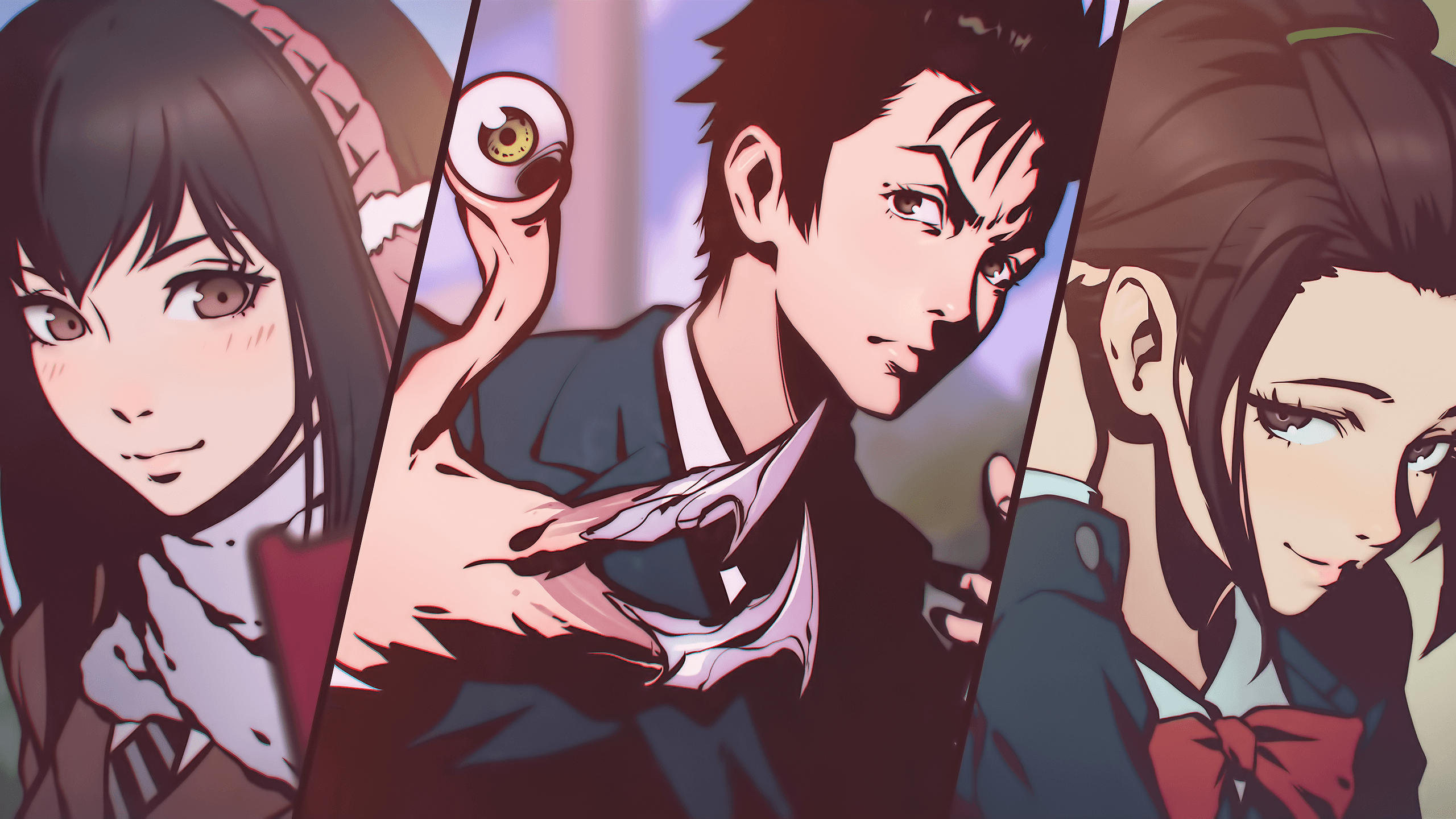Parasyte X Animewallpaper
