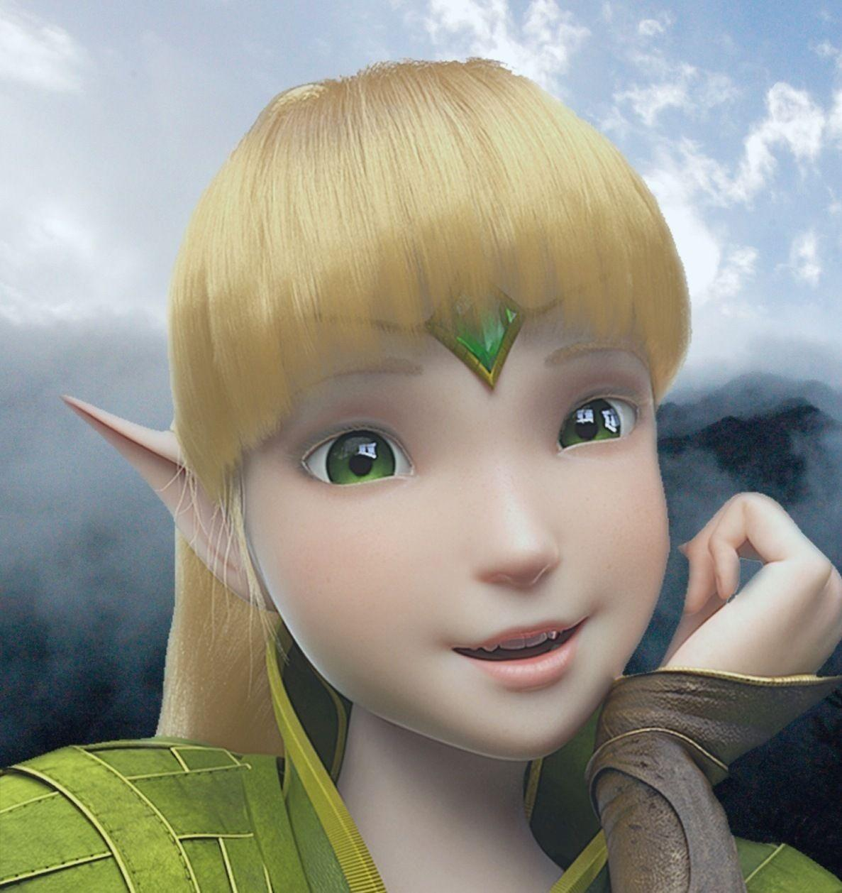 Warrior Of The Dawn Srt Indo: Dragon Nest: Throne Of Elves Wallpapers