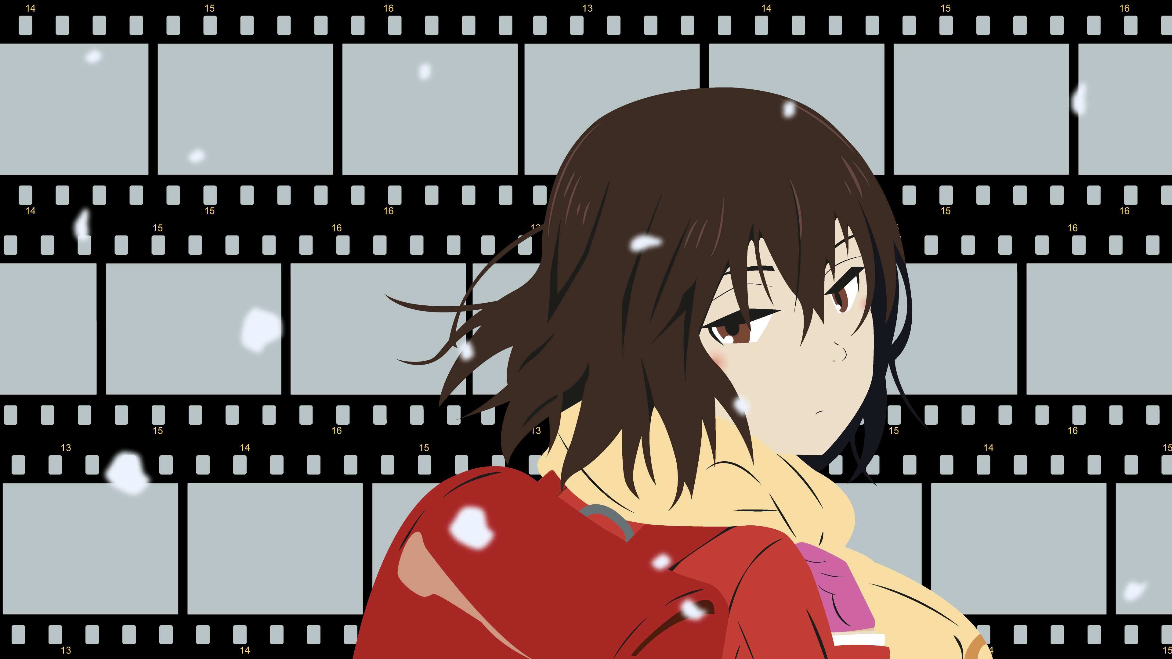 I made a Hinazuki Kayo from ERASED wallpaper : anime
