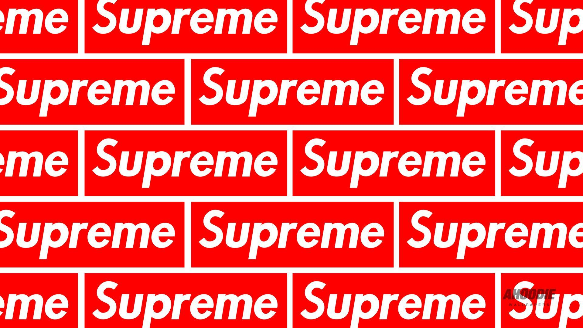 Supreme Wallpaper - WallpaperSafari