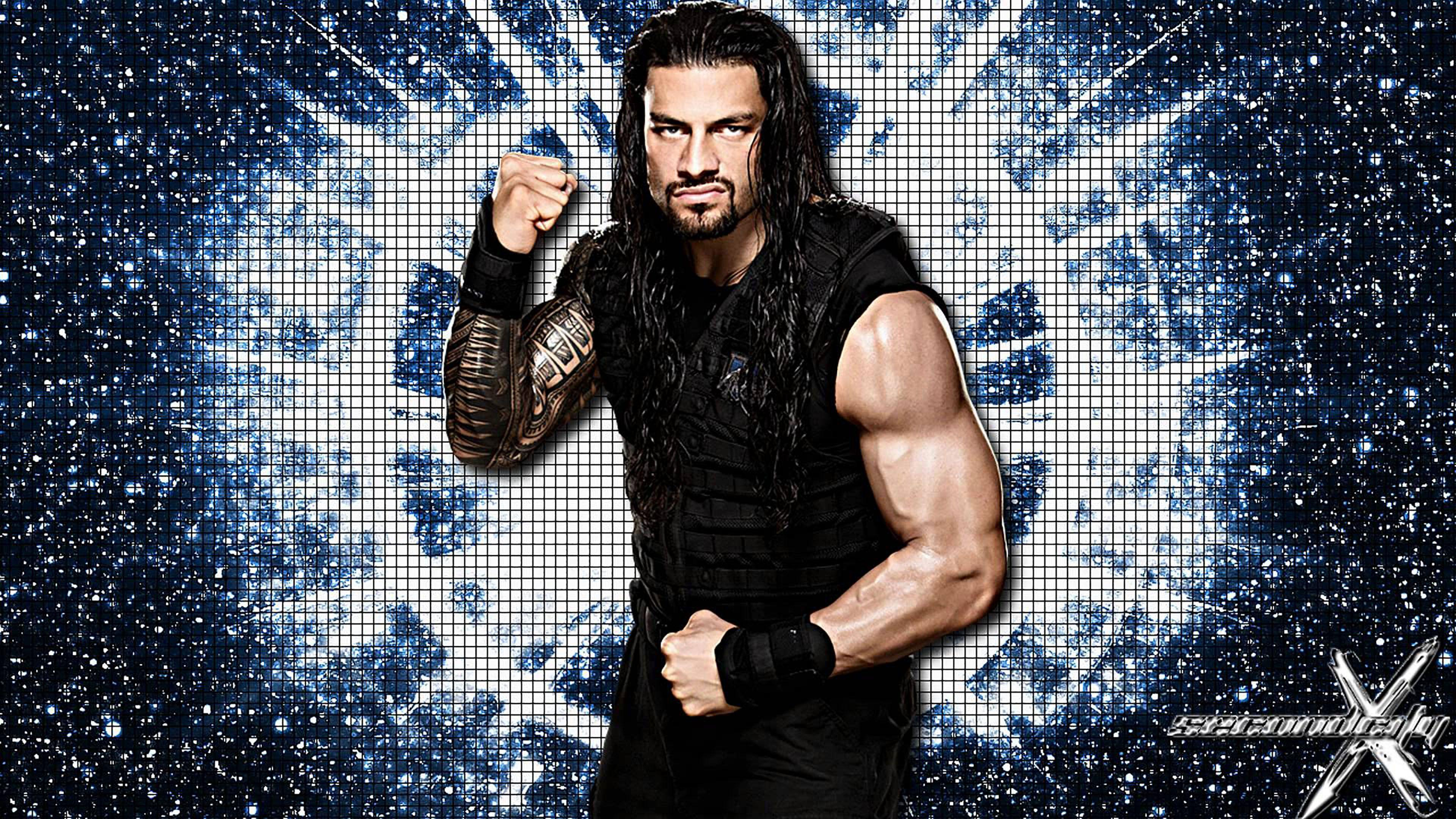 Roman Reigns WWE Wrestler RAW SmackDown Wallpapers