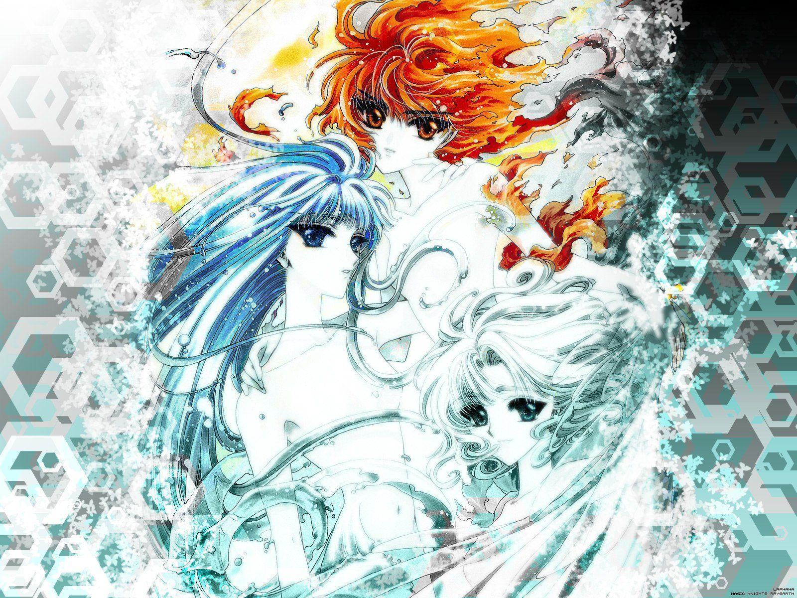 13 Magic Knight Rayearth HD Wallpapers