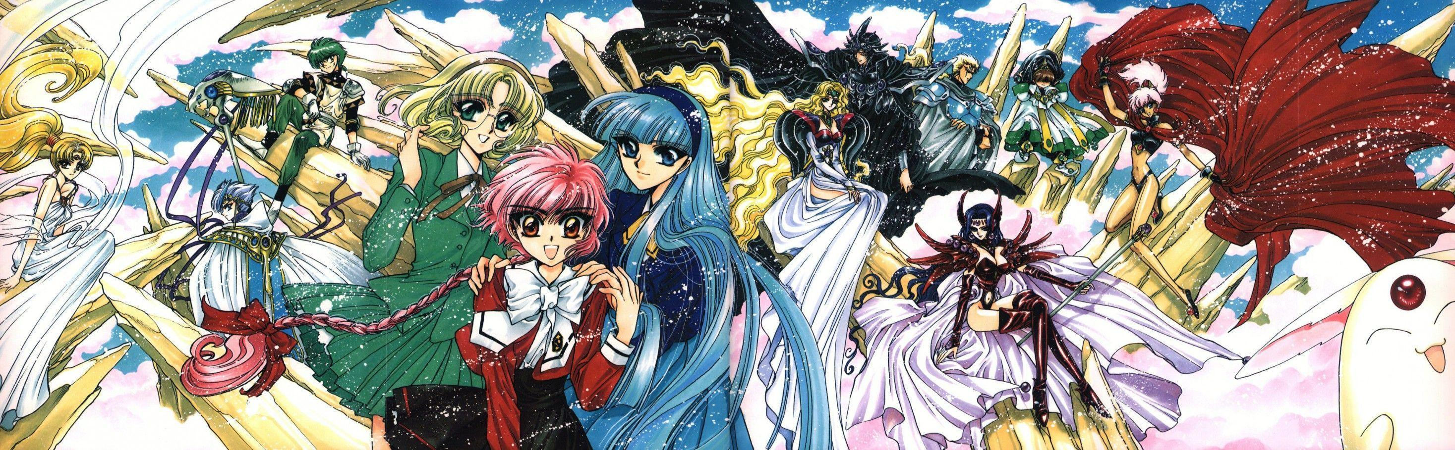 Magic Knight Rayearth HD Wallpapers