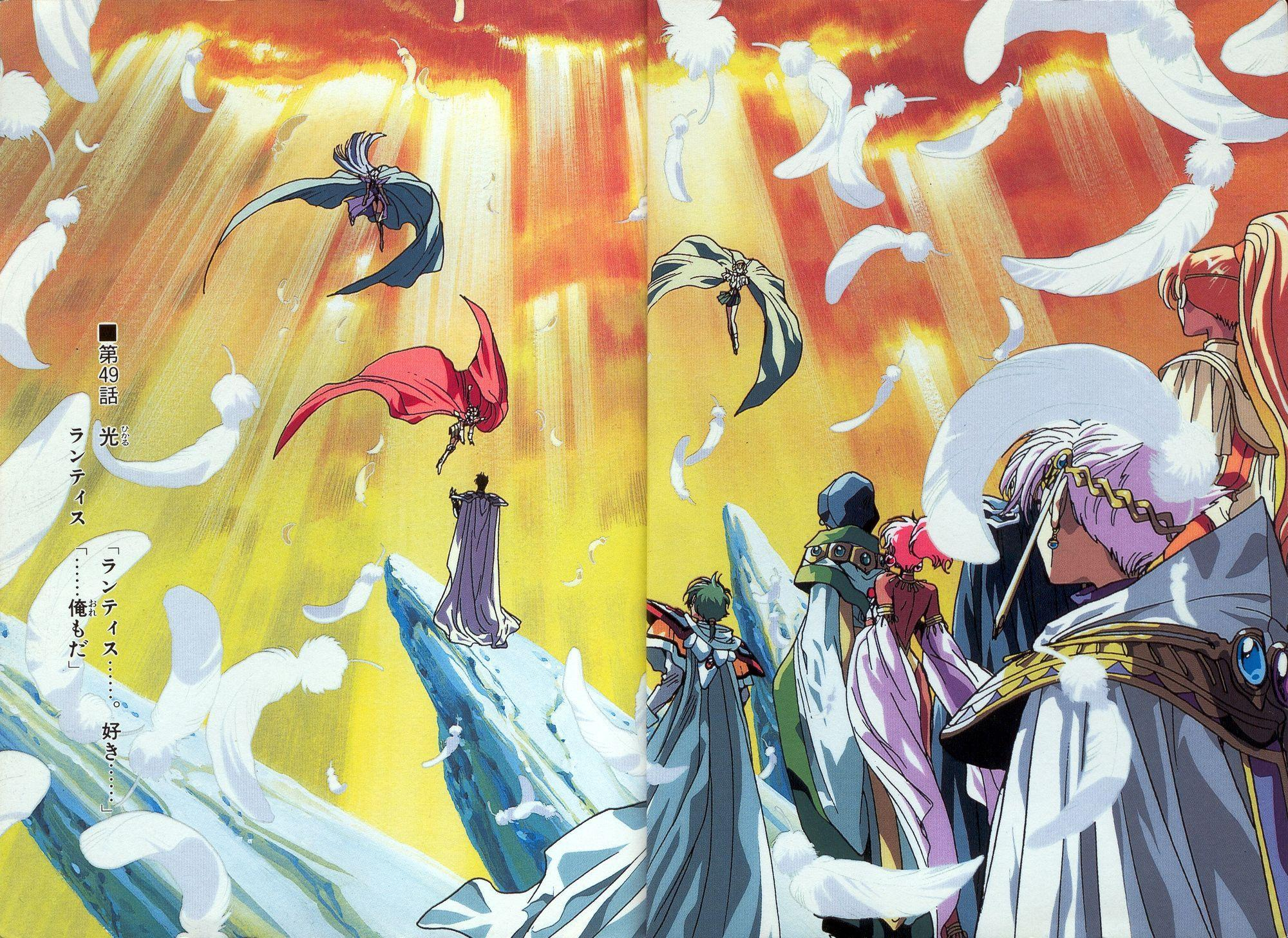 61 best image about Magic Knight Rayearth