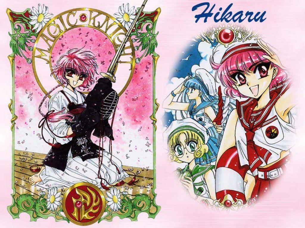 magic knight rayearth «1024x768 «Anime wallpapers «Anime wallpapers