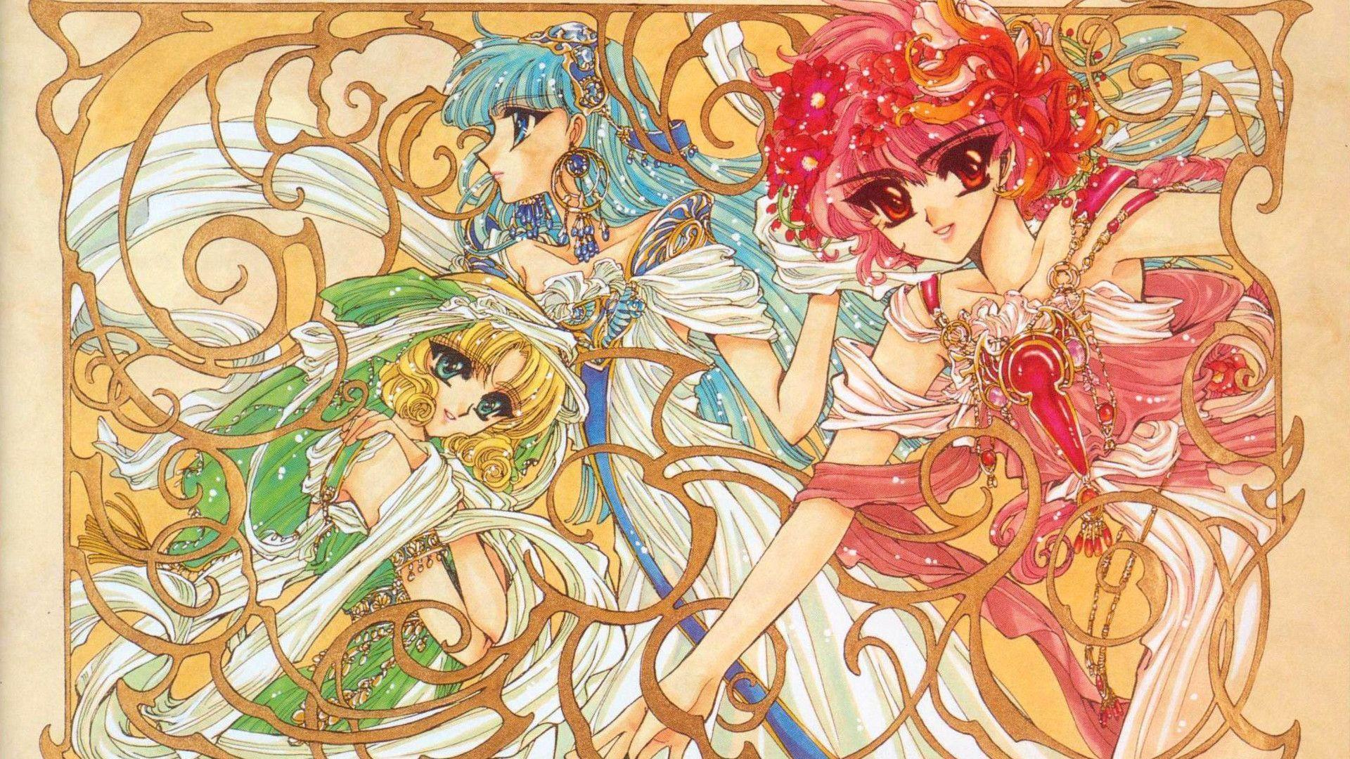 Magic Knight Rayearth Details