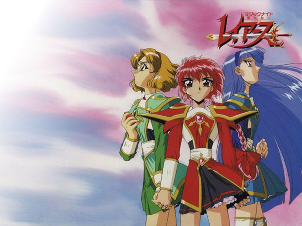 Magic Knight Rayearth Wallpapers
