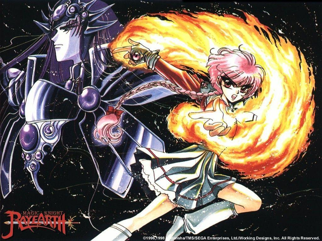 Magic Knight Rayearth Zagato