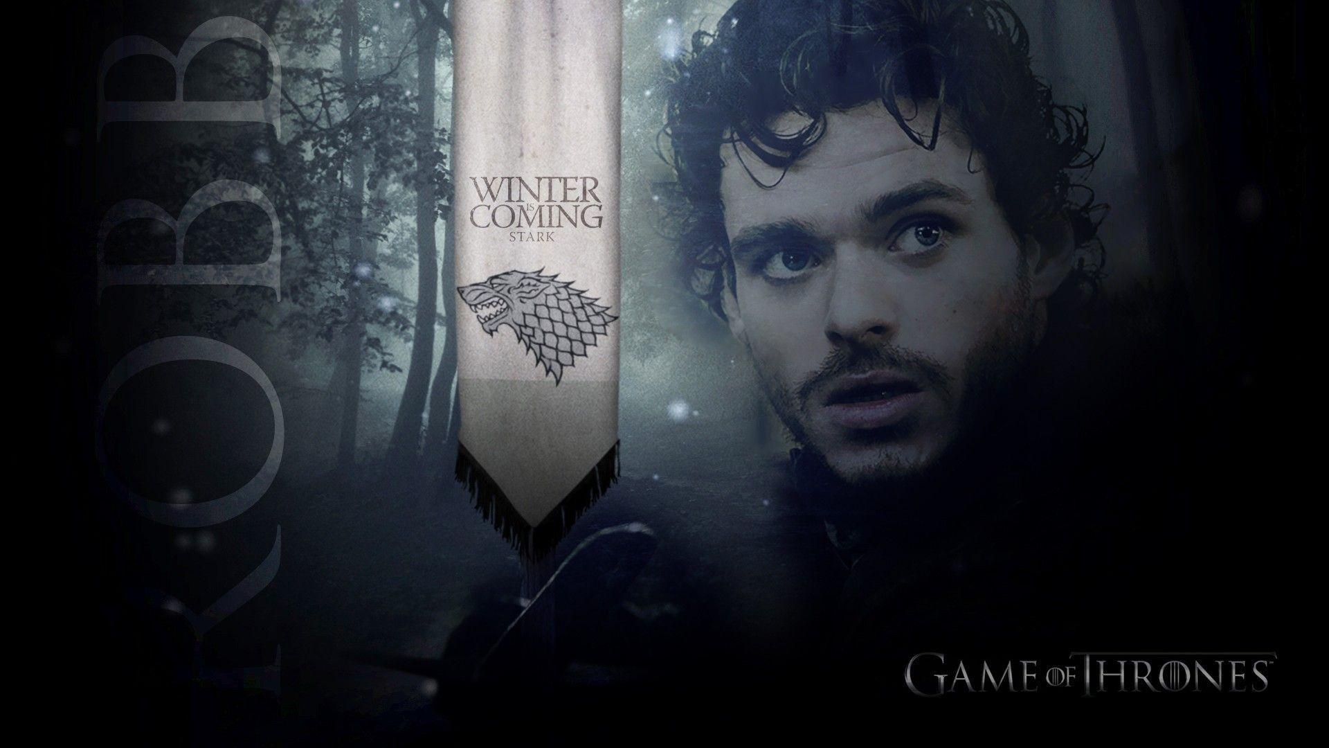 Robb Stark Wallpapers Wallpaper Cave