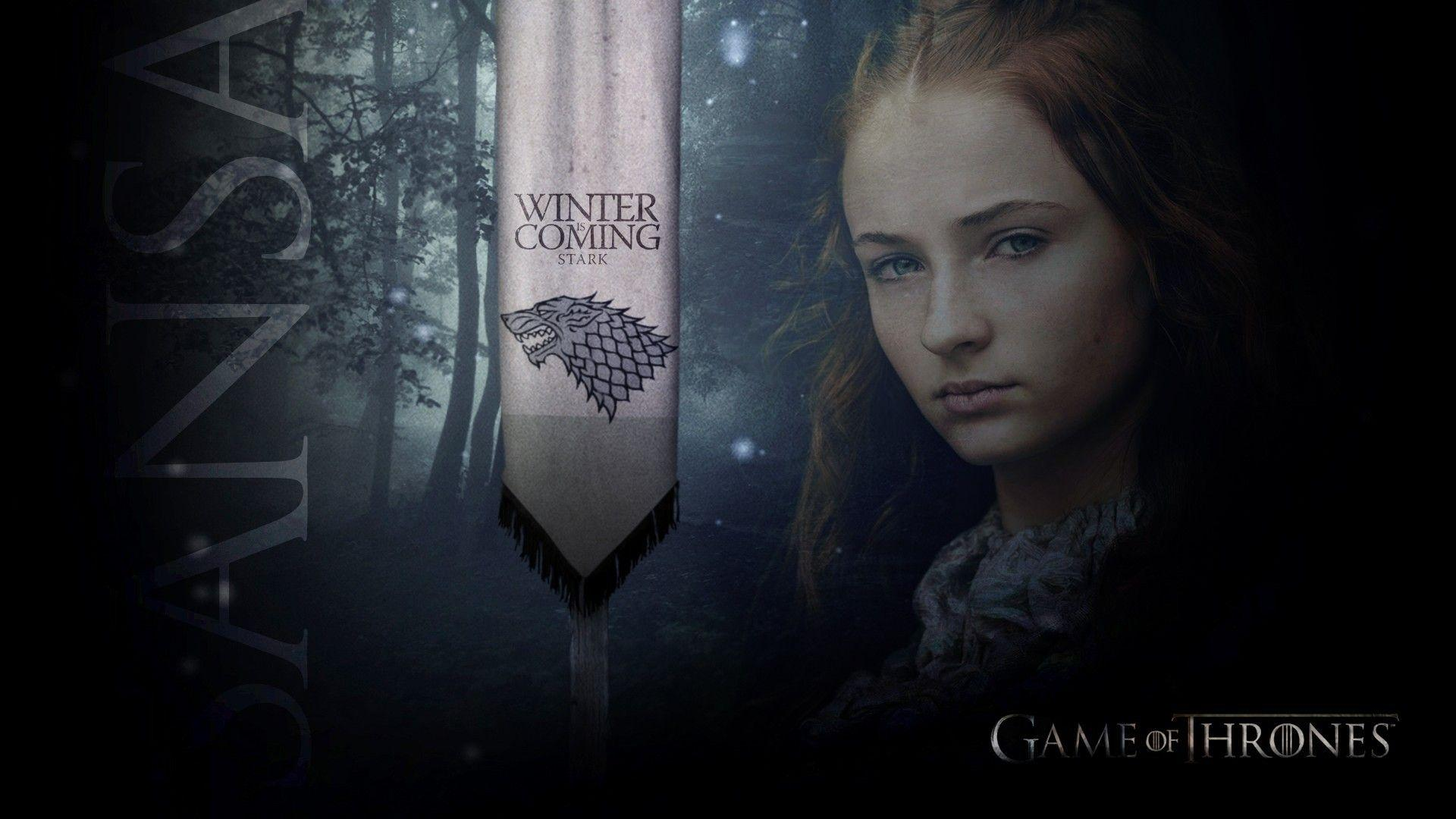 Sansa Stark Wallpapers Wallpaper Cave