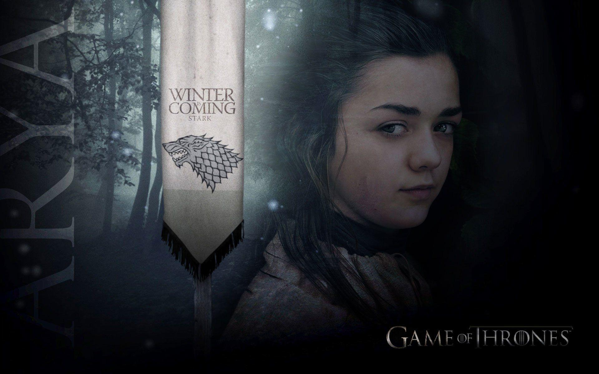 75 Arya Stark HD Wallpapers
