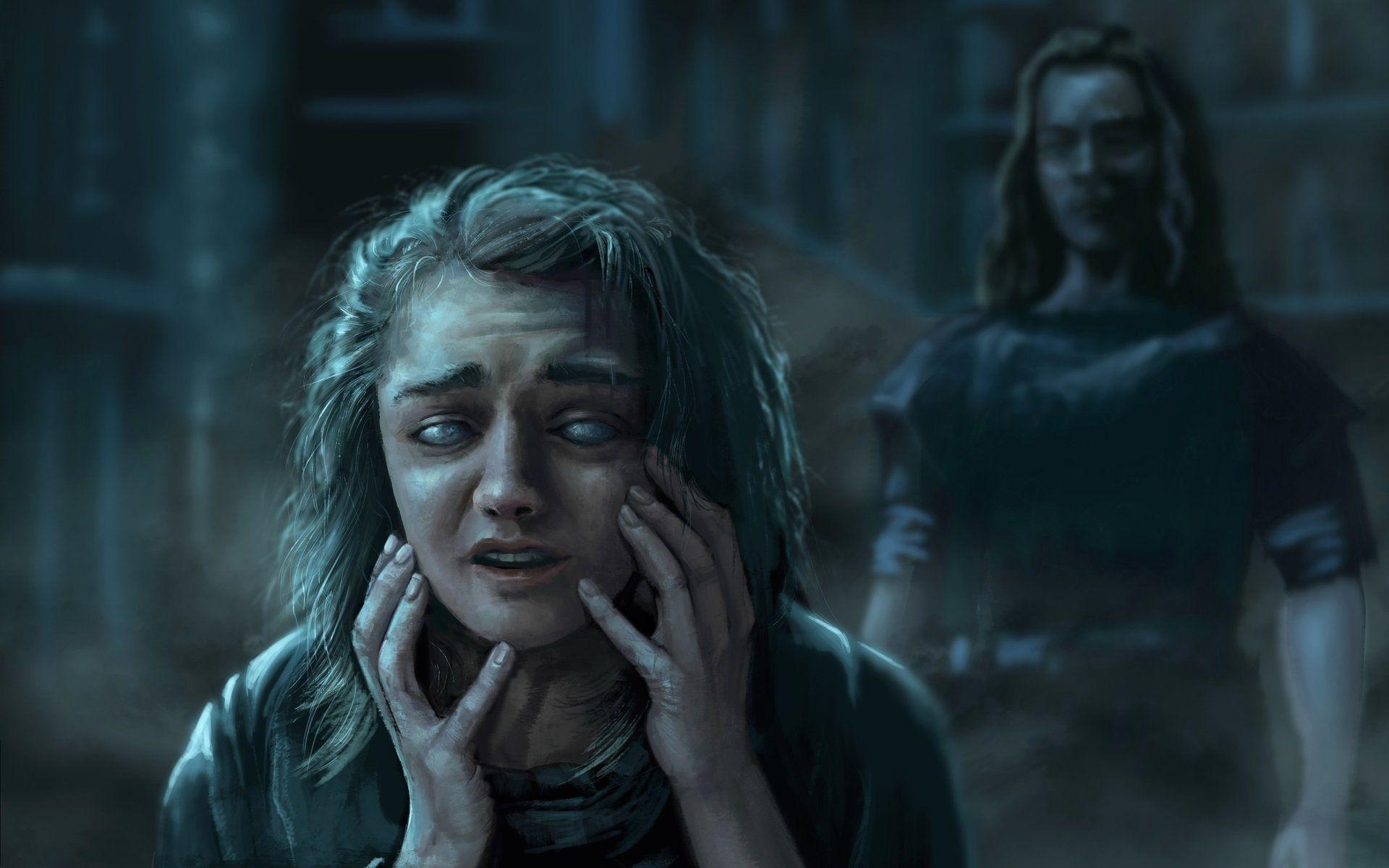 Season 6 Game Of Thrones Arya Stark