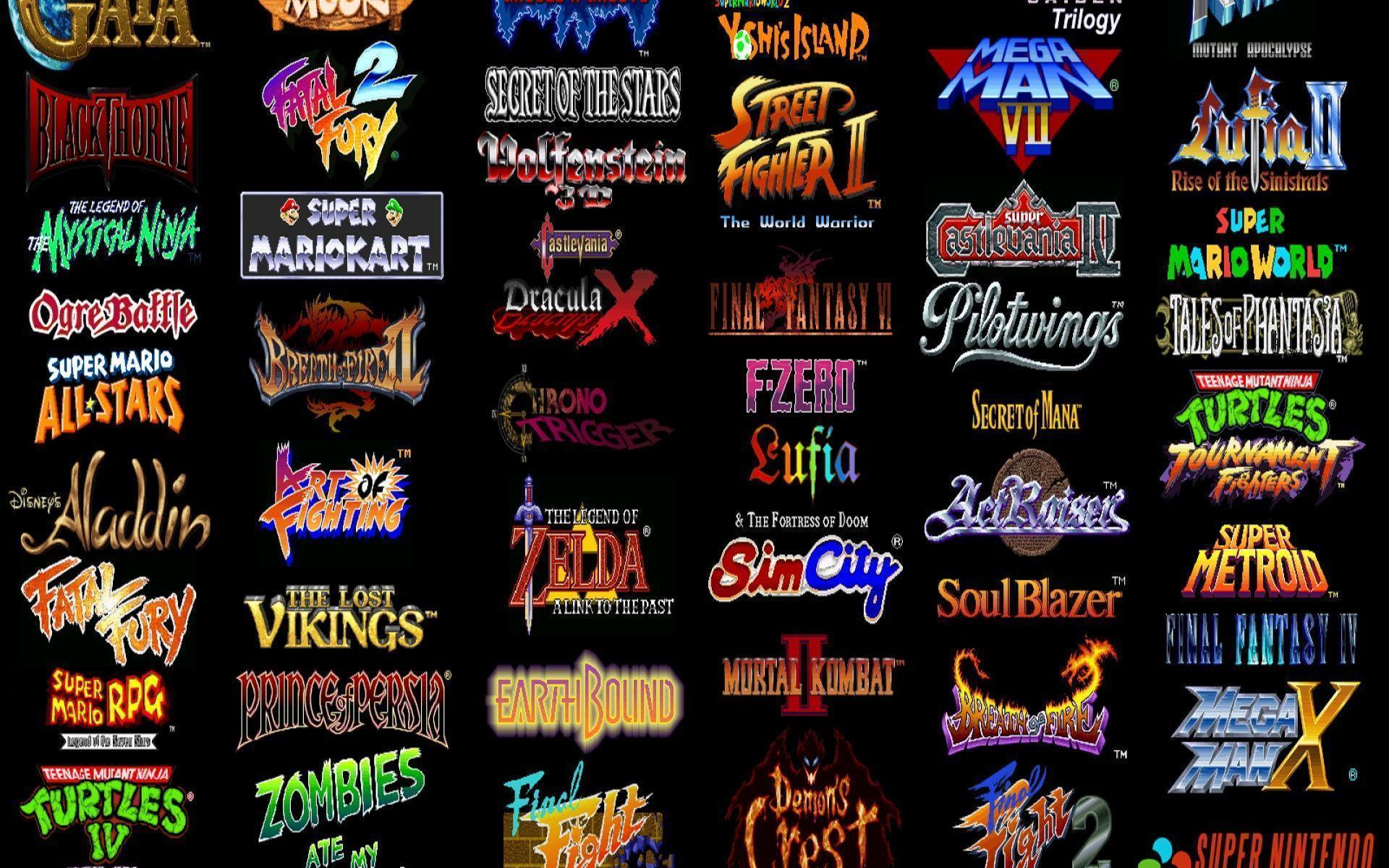 Retro Video Games Online
