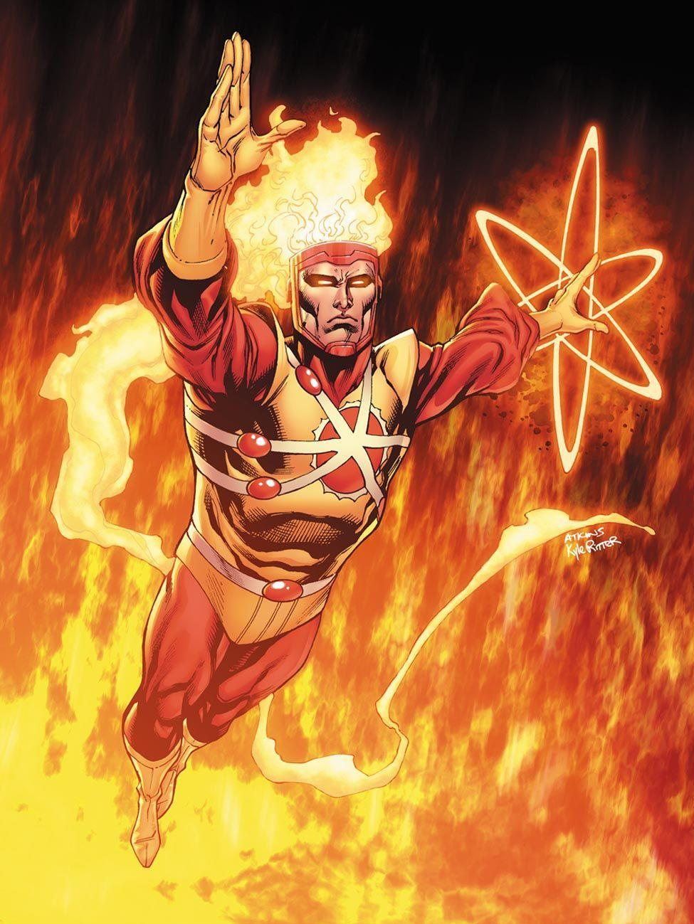 Firestorm Comic Wallpapers