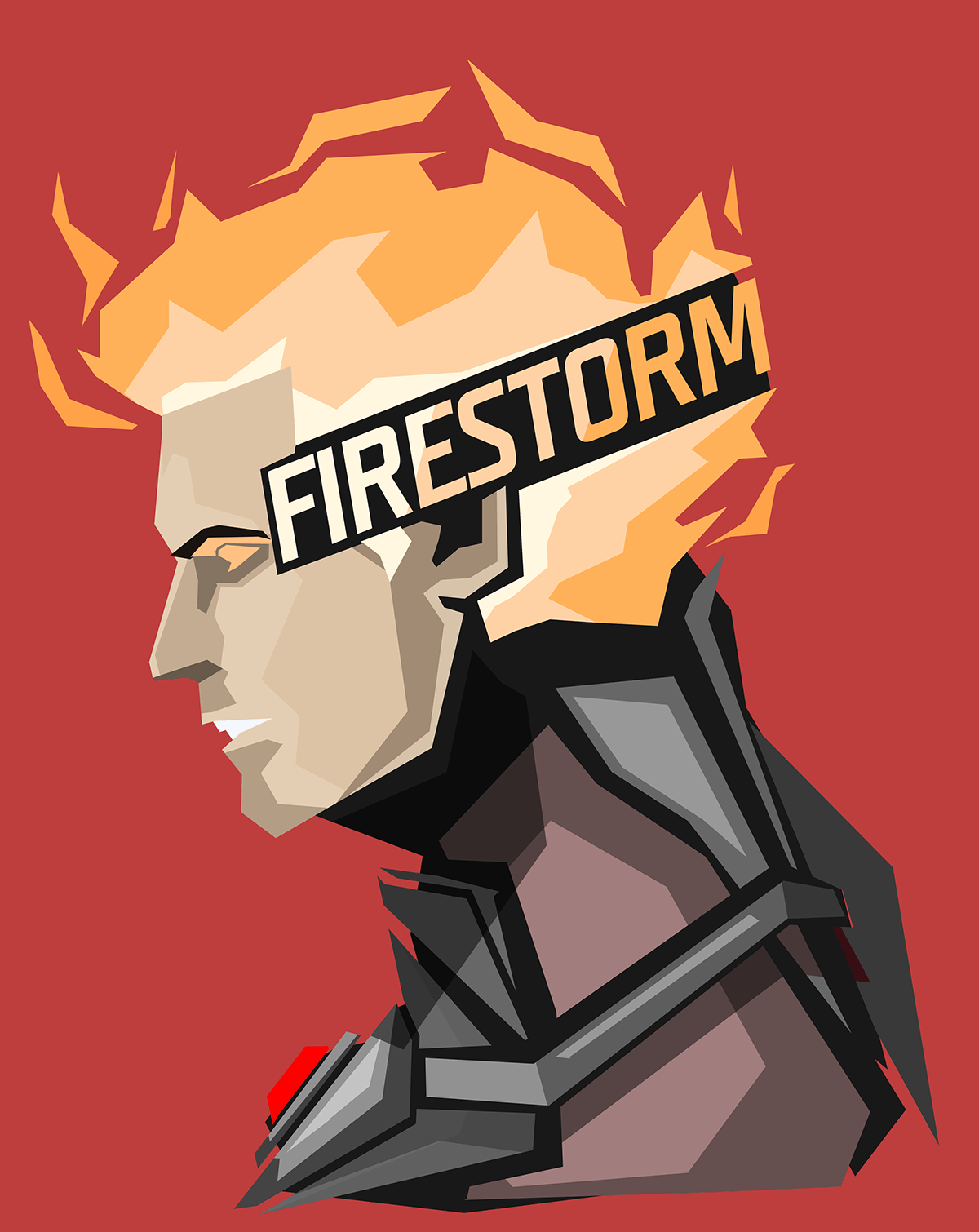 Firestorm, Comics, backgrounds