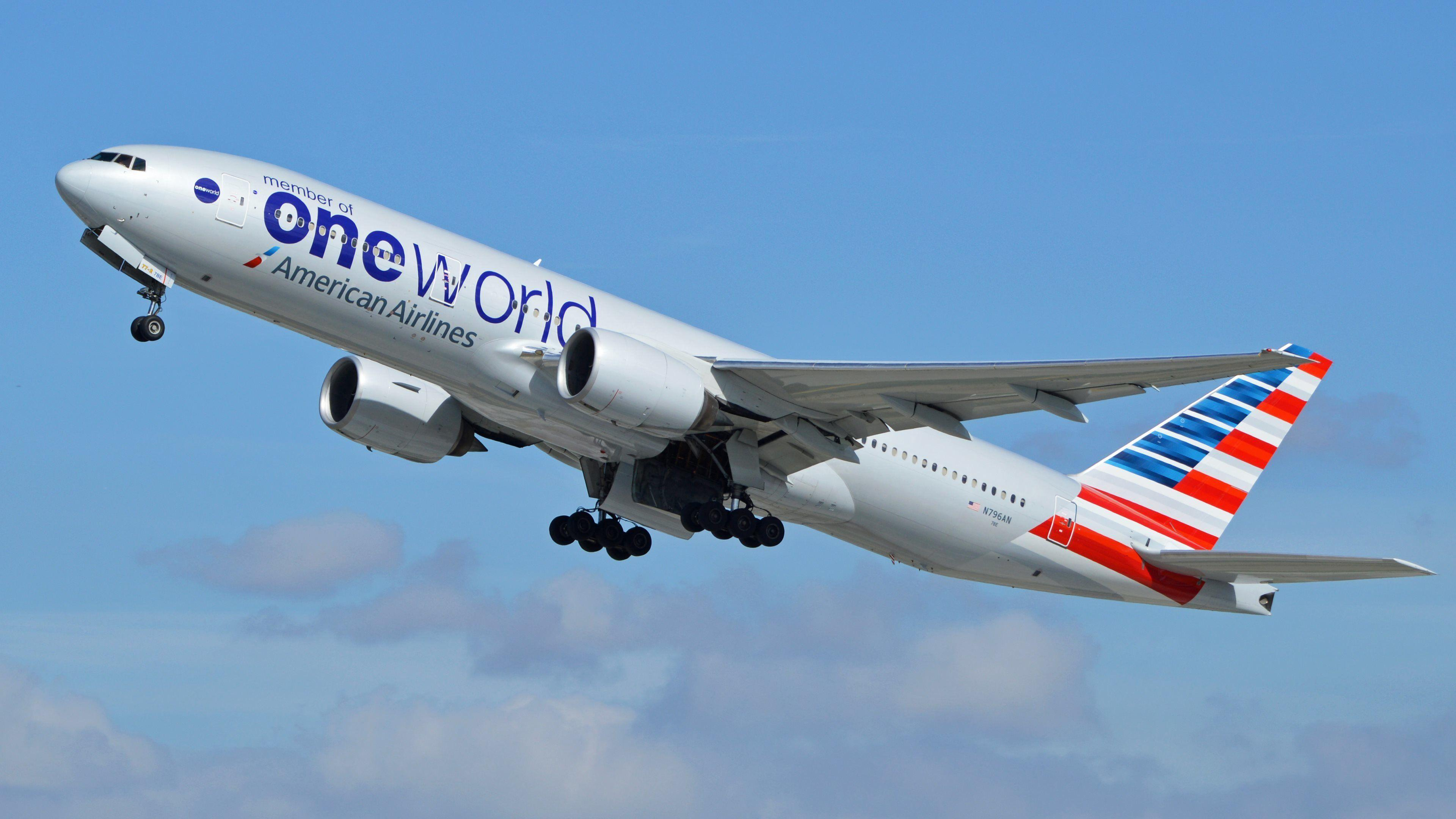 Airplane Boeing 777x Wallpapers Wallpaper Cave