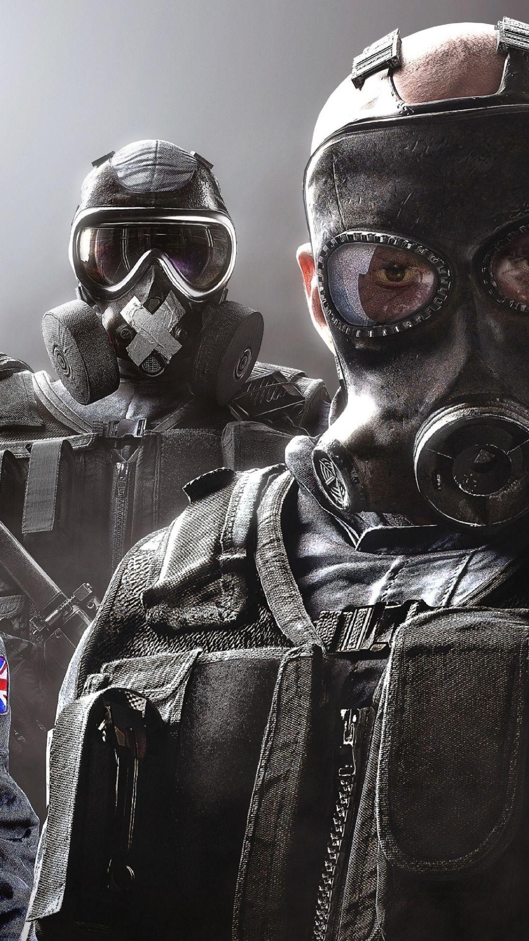 Tom Clancy's Rainbow Six Siege Wallpapers - Wallpaper Cave