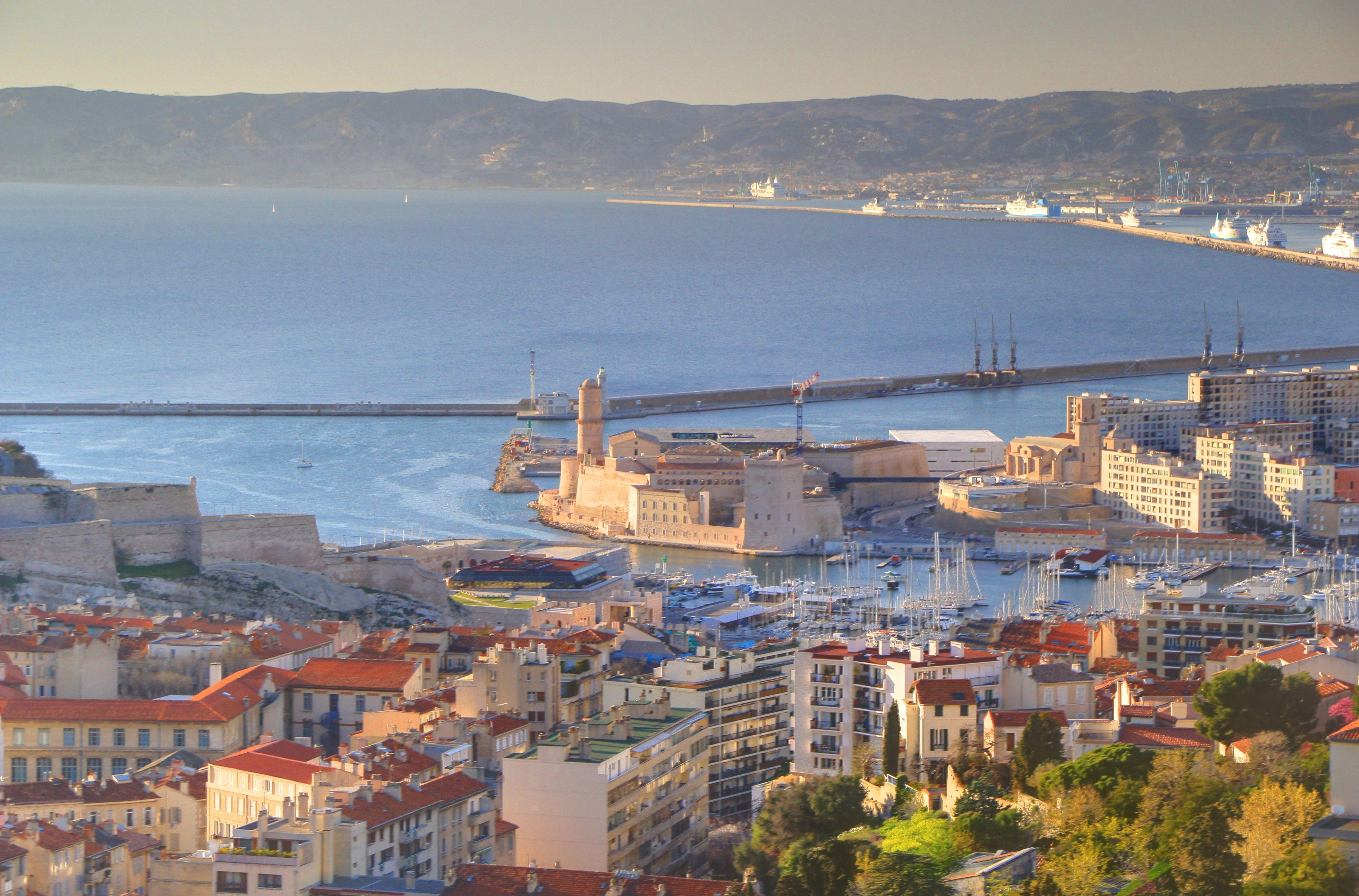 Tourism in Marseille, France wallpapers and image
