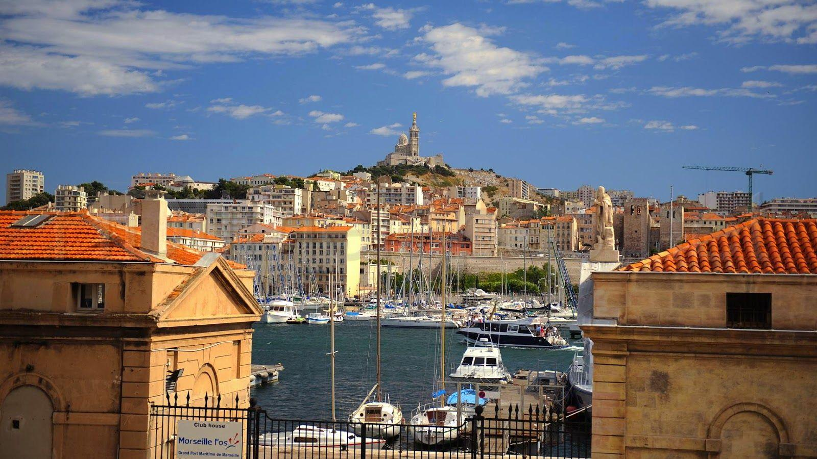 Marseille Wallpapers High Quality