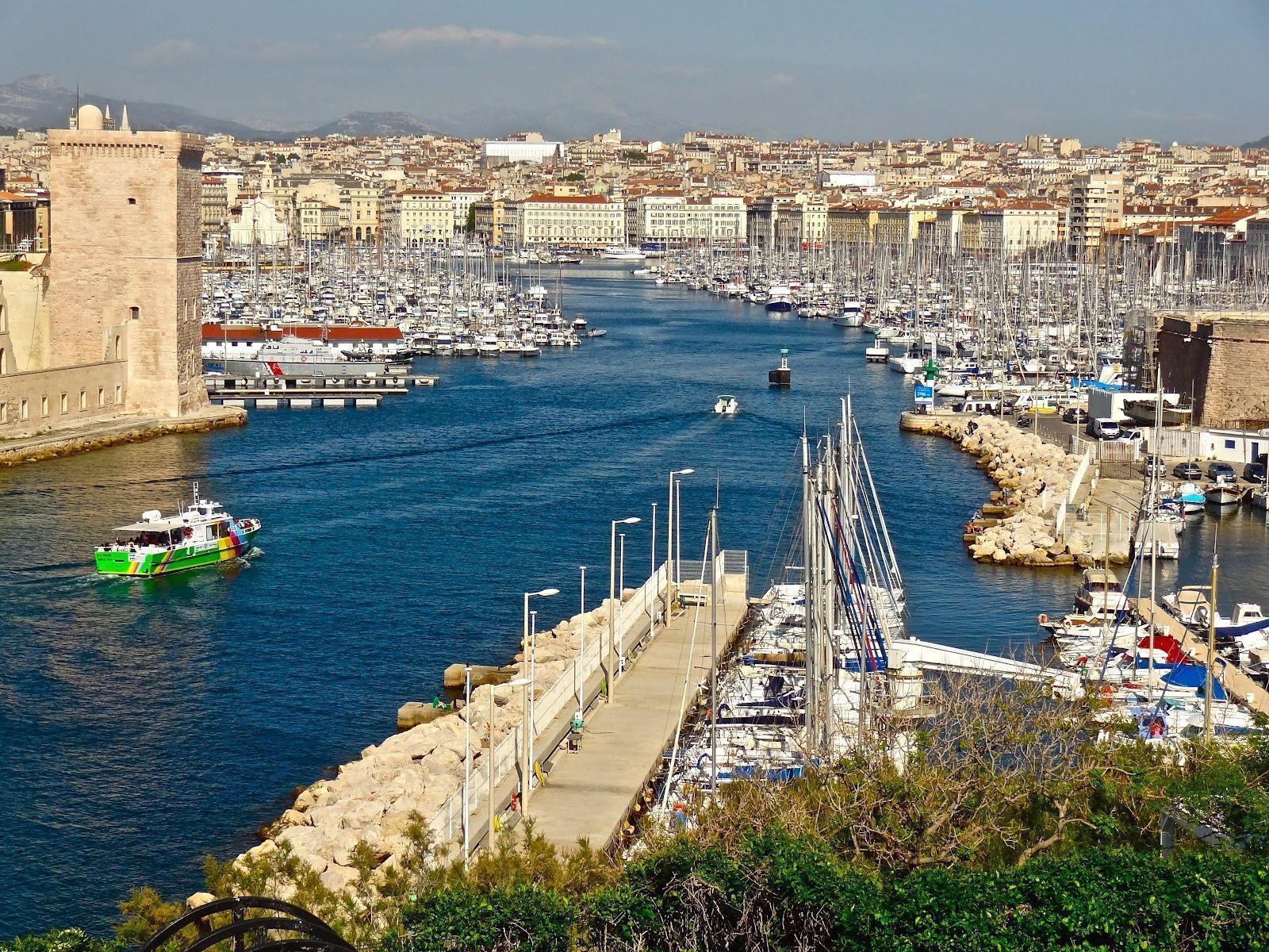 Bay in Marseille, France wallpapers and image