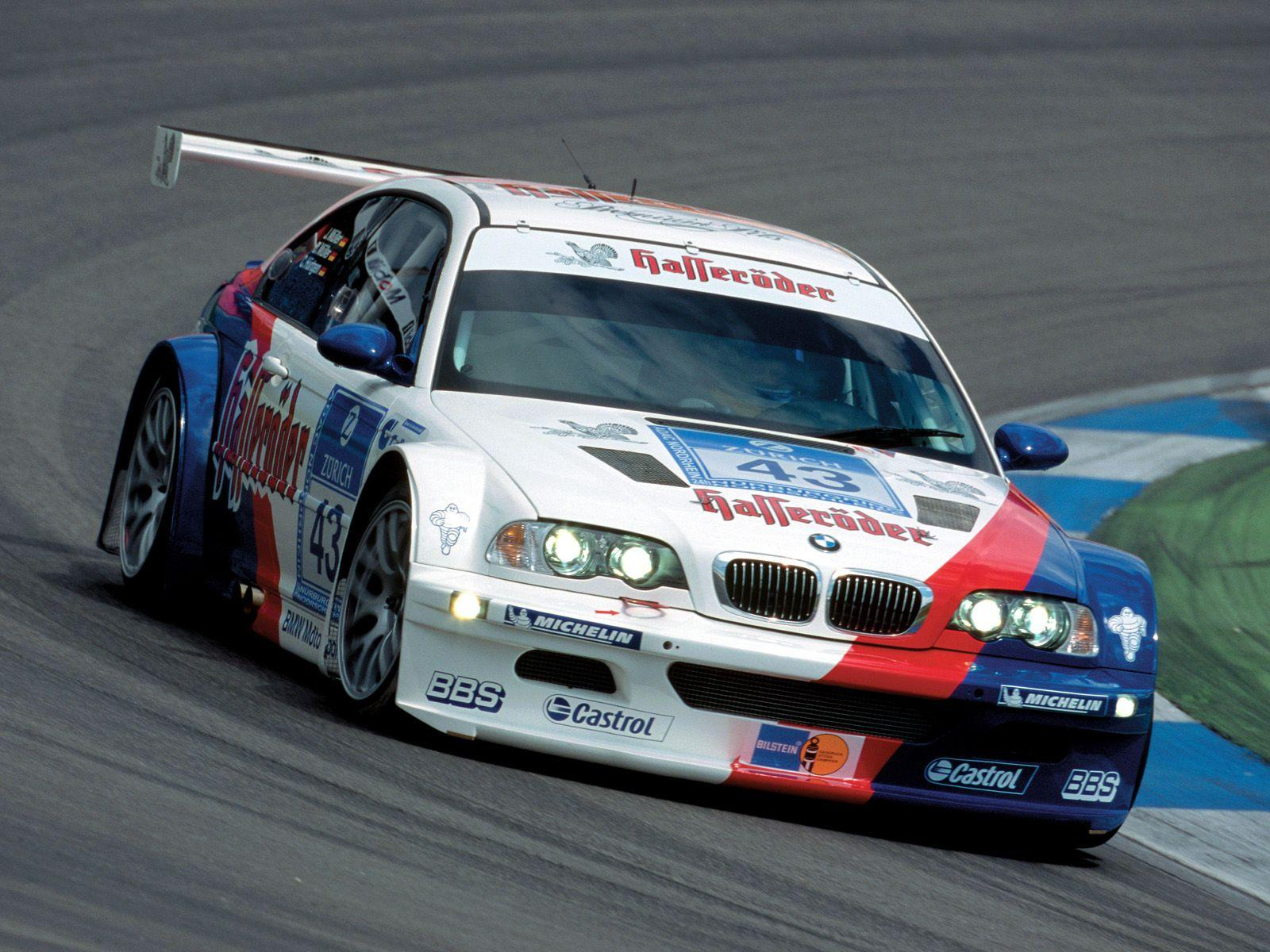 Bmw E46 M3 Wallpapers