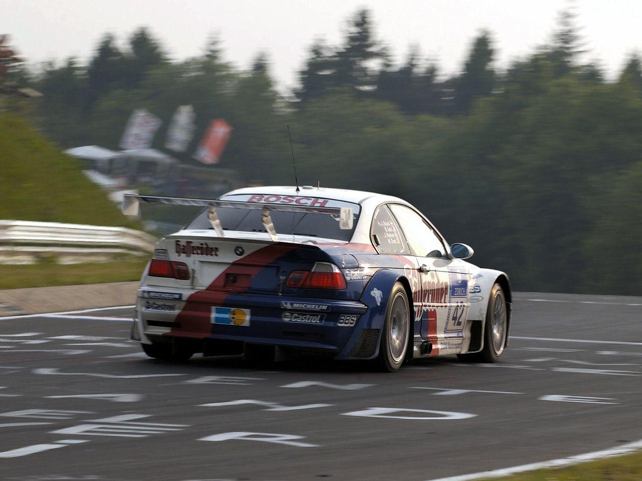 BMW M3 GTR E46 WallpapersBmw m3 wallpapers
