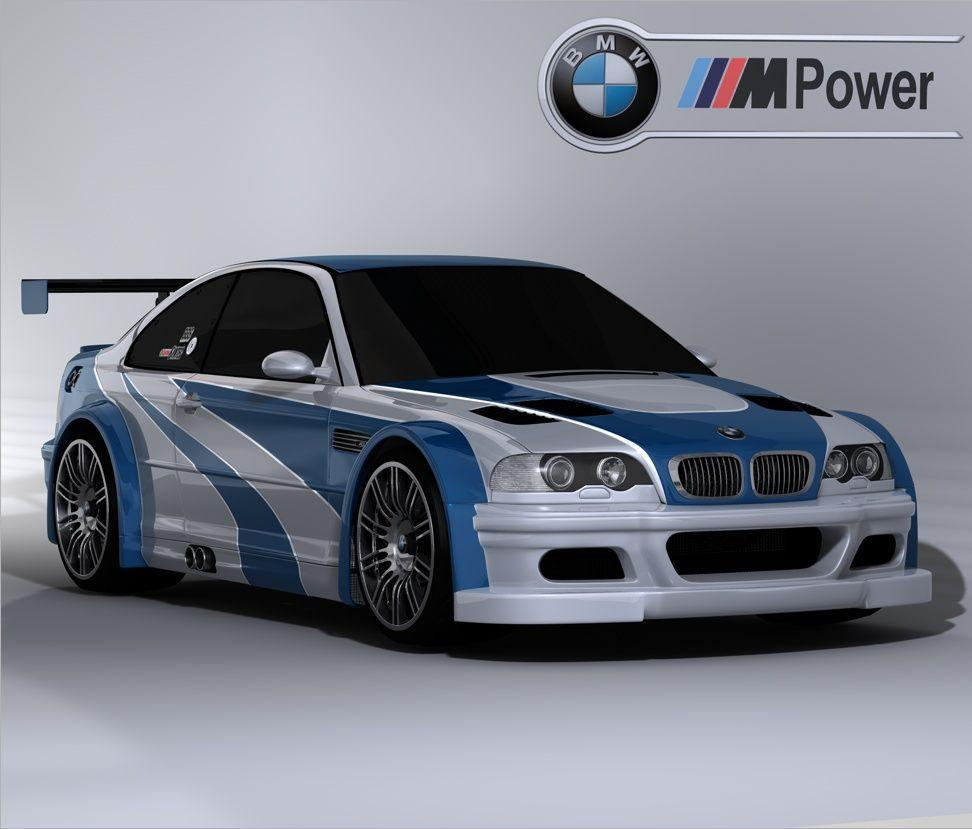 BMW E46 M3 GTR Wallpapers