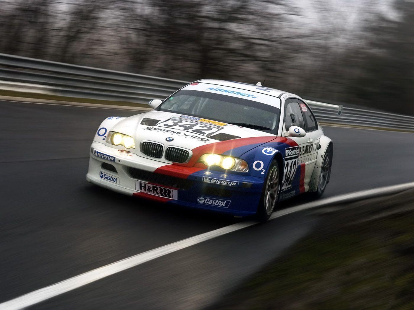 BMW BMW M3 E46 Gtr Wallpapers Car